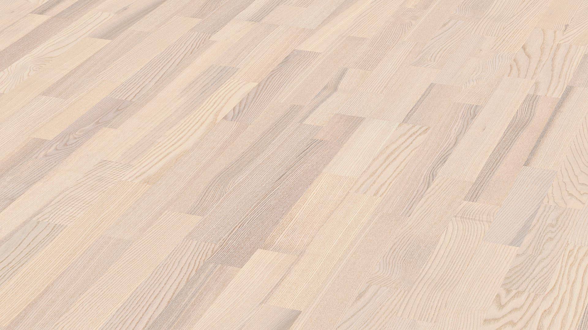 Parquet flooring MeisterParquet. longlife PC 200 White ash lively 8476