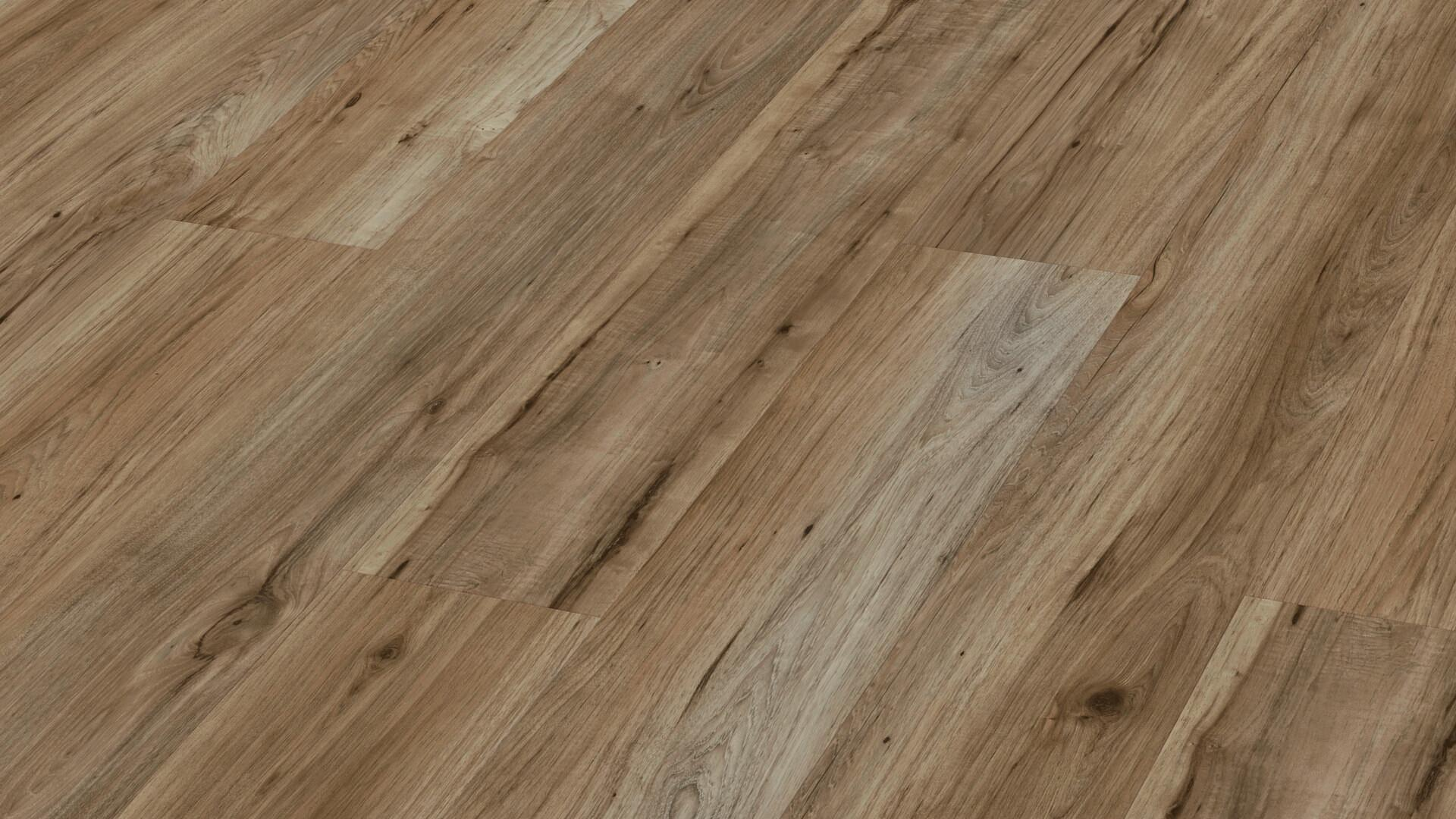 Sol stratifié MeisterDesign. laminate LL 150 Vintage Walnut 6845