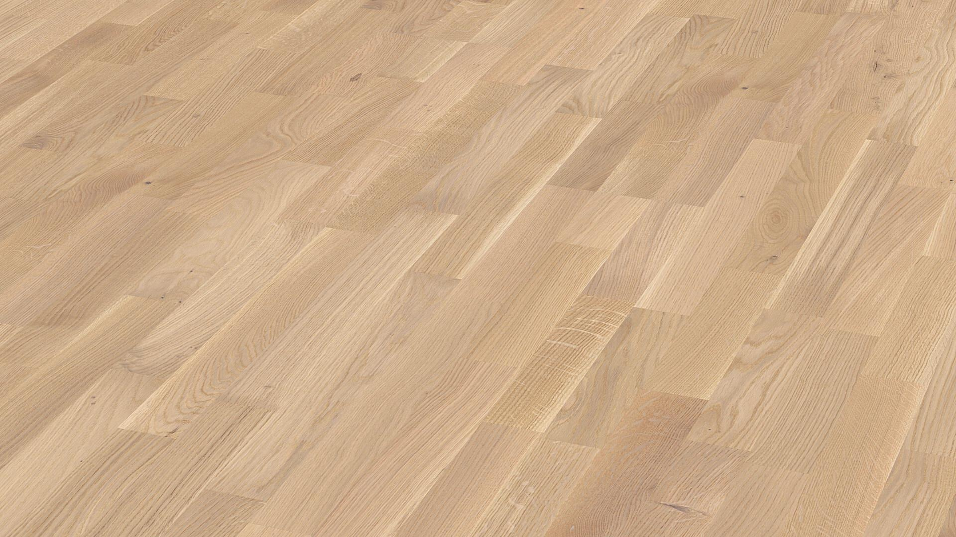 Parquet flooring MeisterParquet. longlife PC 200 Cream oak lively 8326