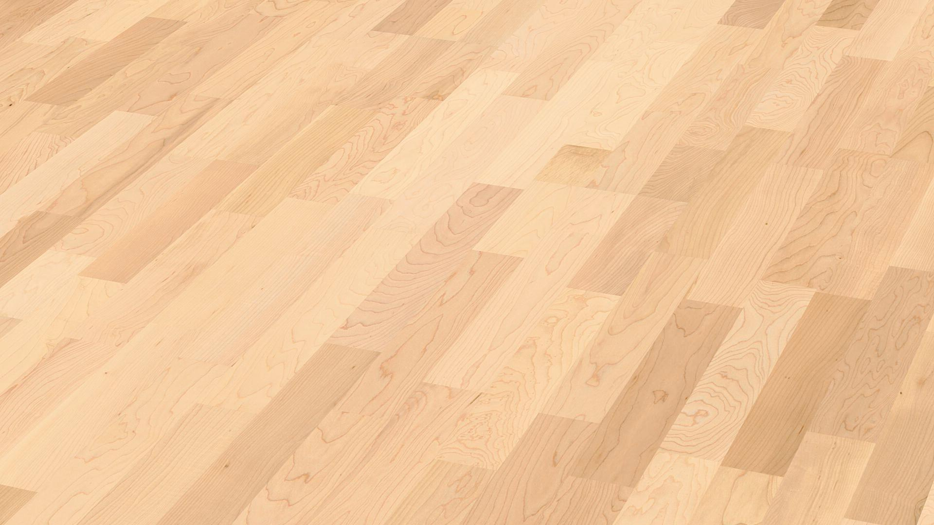 Parquet flooring MeisterParquet. longlife PC 200 Canadian maple harmonious 943