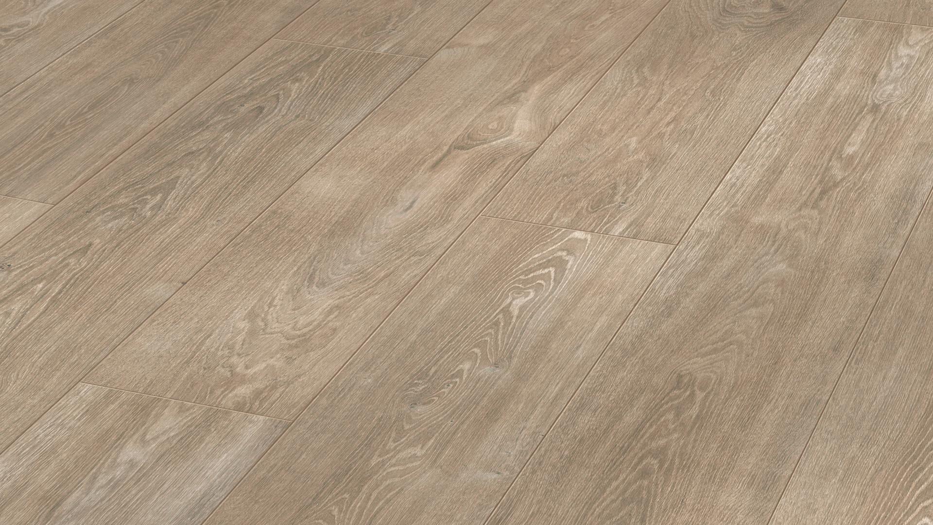 Sol stratifié MeisterDesign. laminate LL 250 S Chêne gris blanc 6277