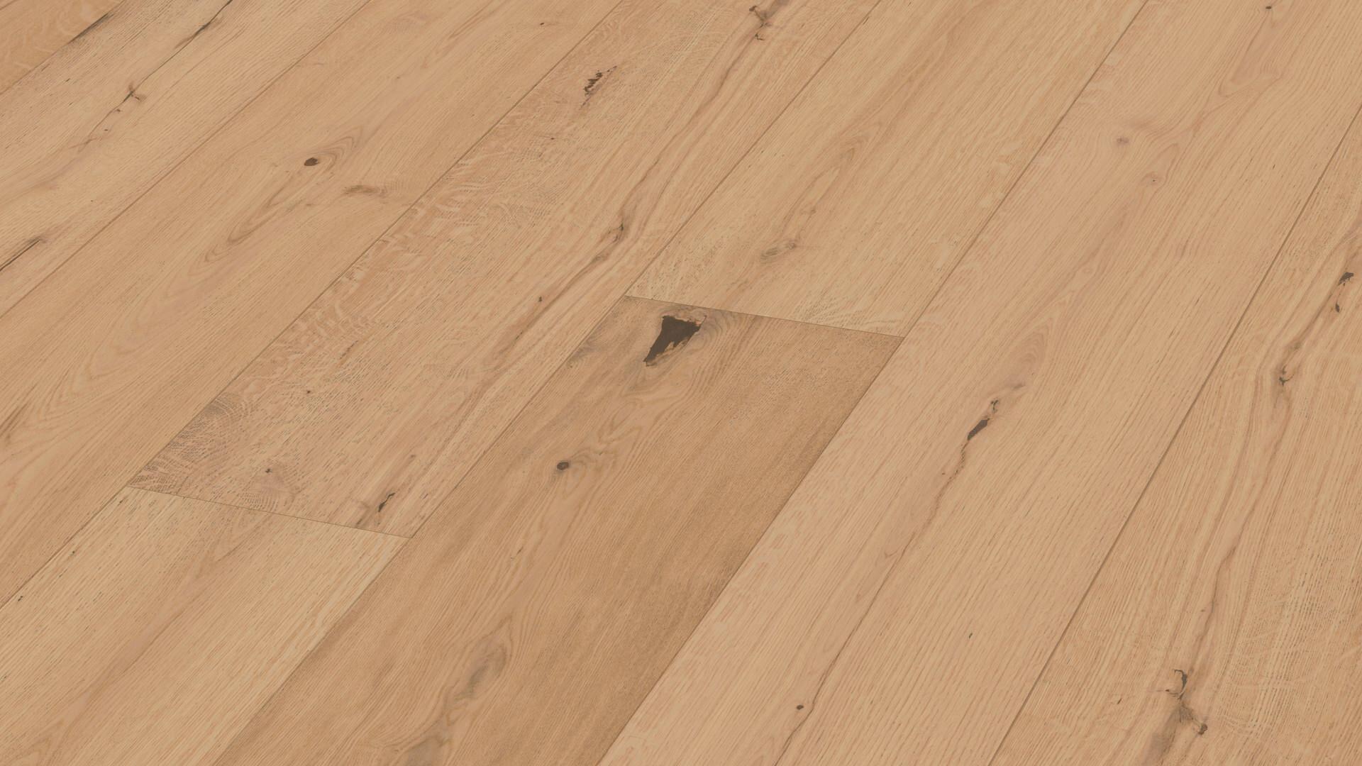 Lindura wood flooring HD 400 Authentic caramel oak 8733
