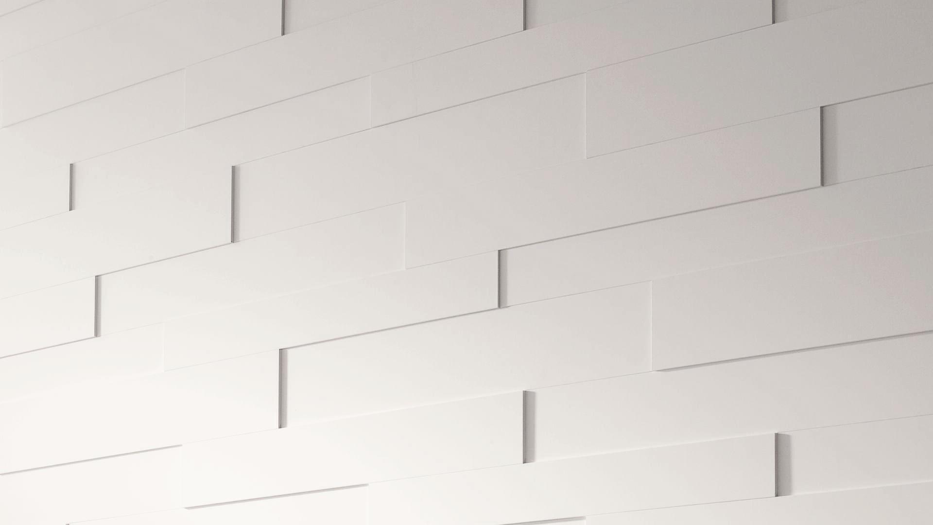 Panneaux décoratifs Nova SP 300 Blanc 4038