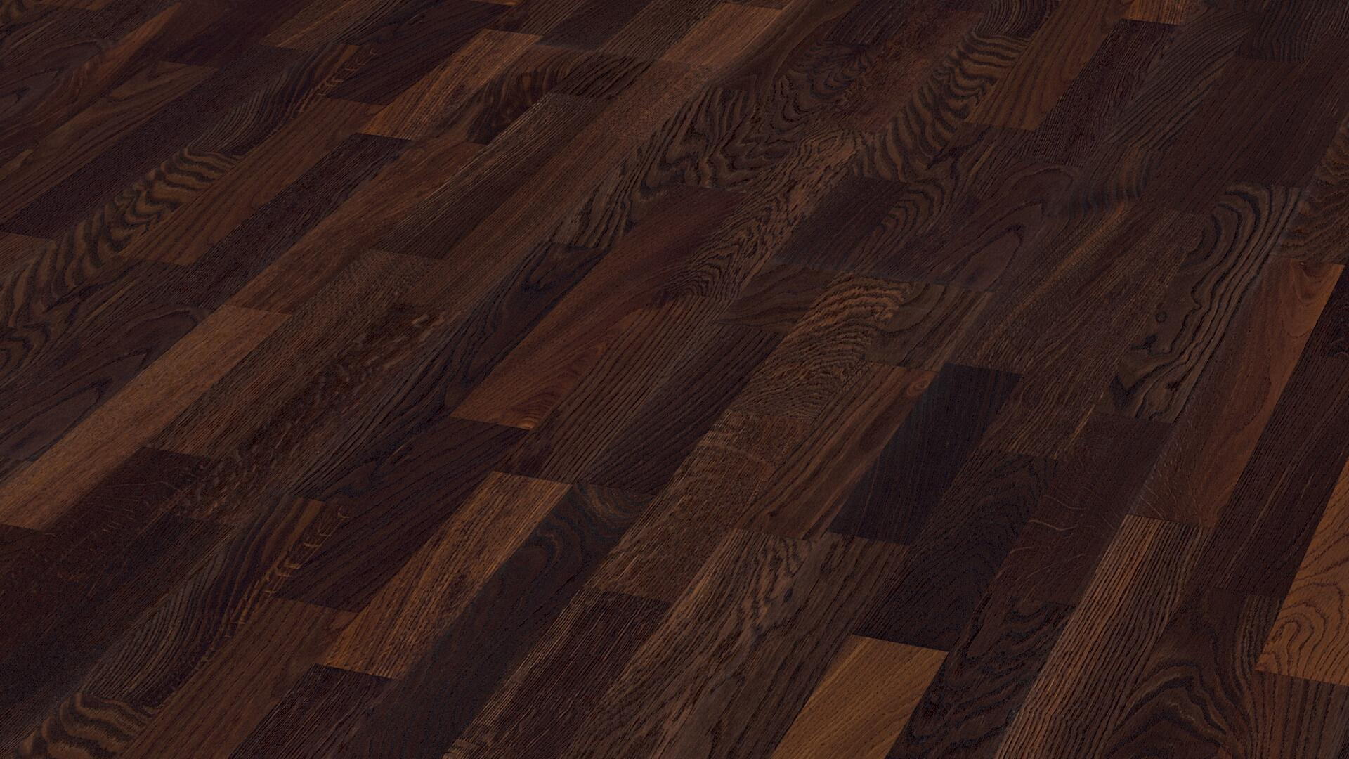 Parquet flooring MeisterParquet. longlife PC 200 Smoked oak harmonious 8021