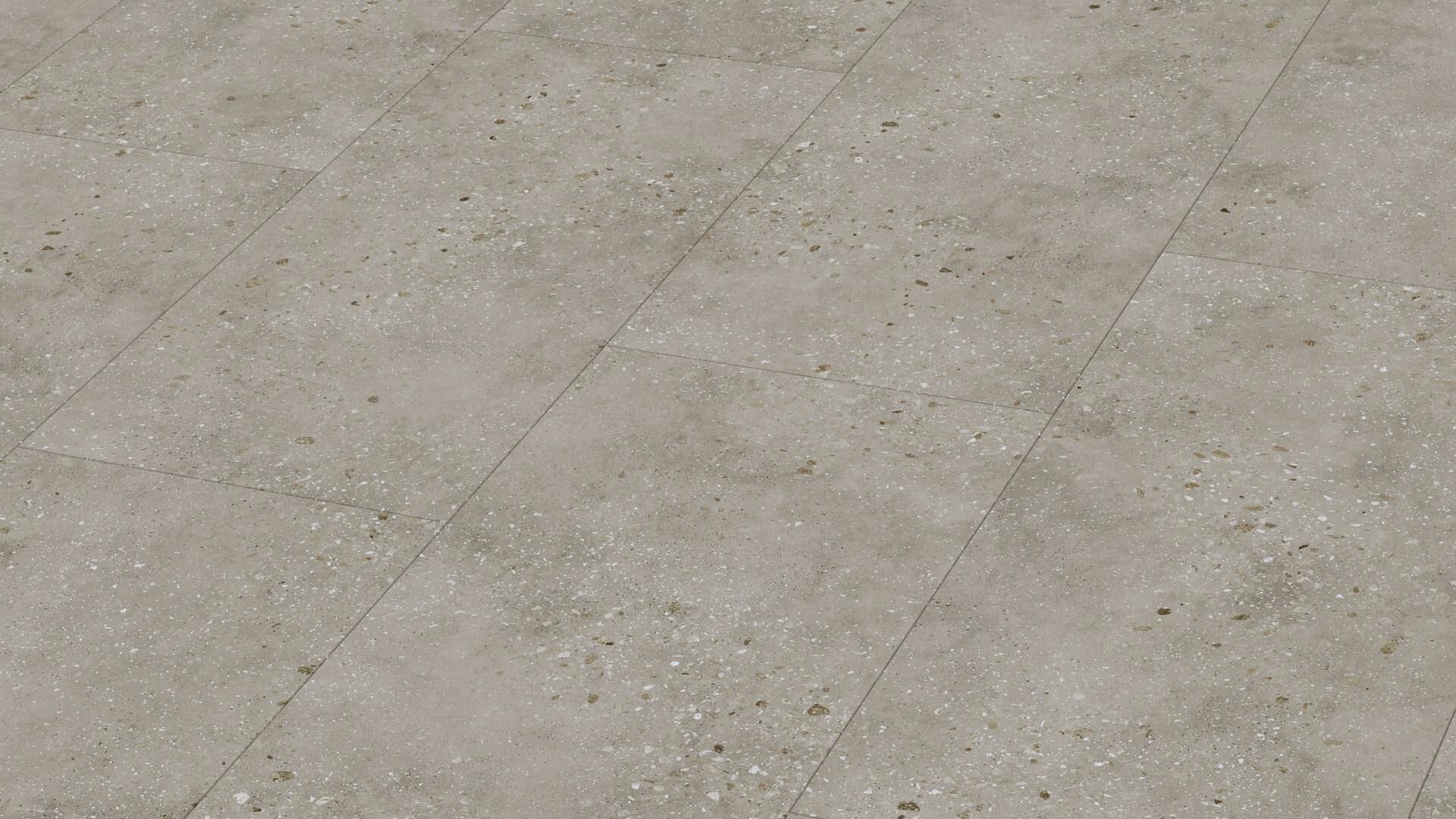 Design flooring MeisterDesign. flex DB 400 Light terrazzo 6859