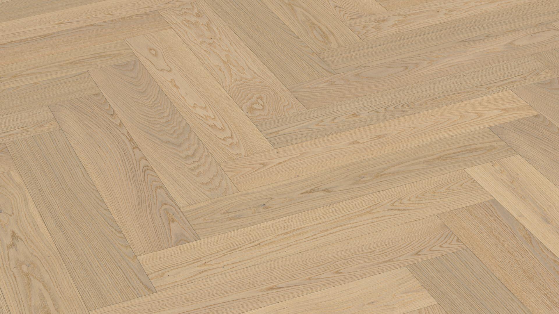 Parquet flooring MeisterParquet. longlife PS 500 Plain oak harmonious 8817