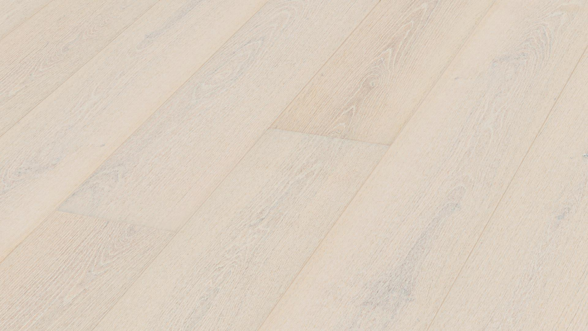 Lindura wood flooring HD 400 Natural polar white oak 8737