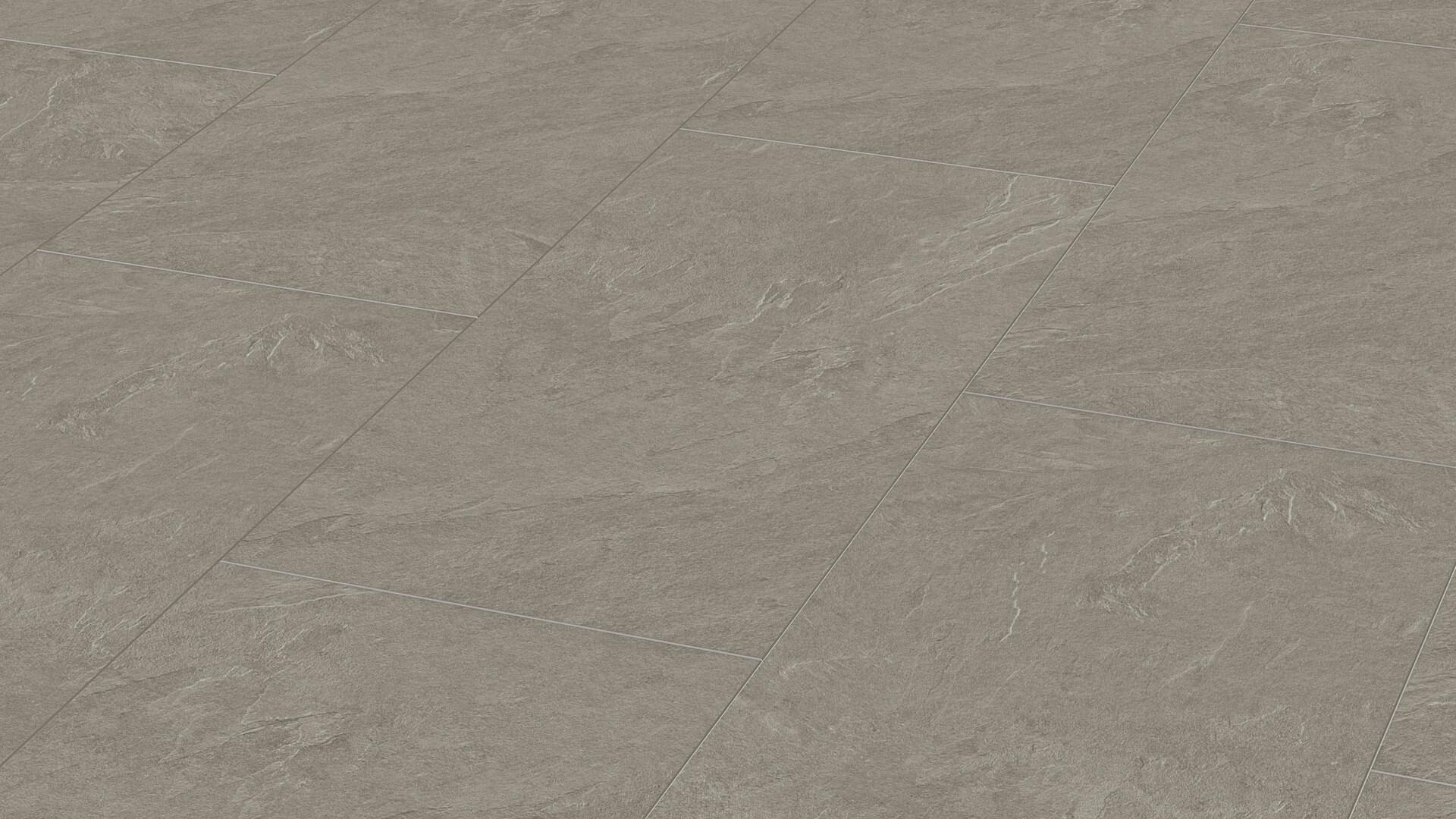 Sol stratifié MeisterDesign. laminate LB 150 Ardoise grise 6136
