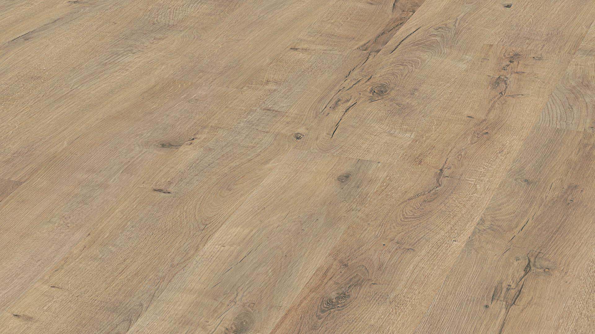 Laminate flooring MeisterDesign. laminate LC 55 Cracked Terra oak 6439