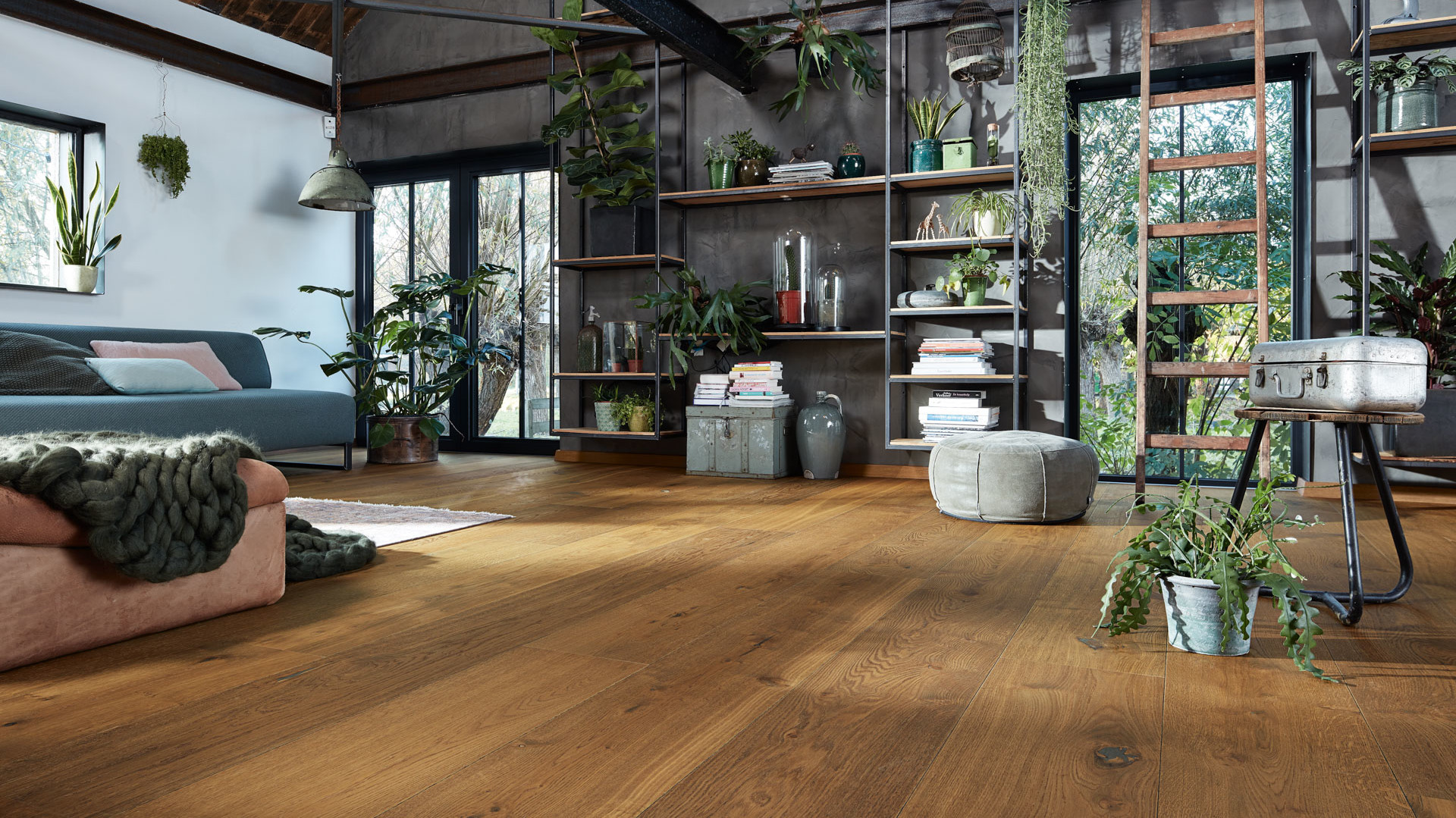 Lindura wood flooring by MEISTER