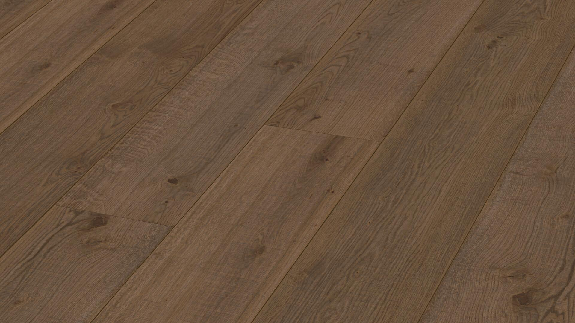 Lindura wood flooring HD 400 Olive grey rustic oak 8511