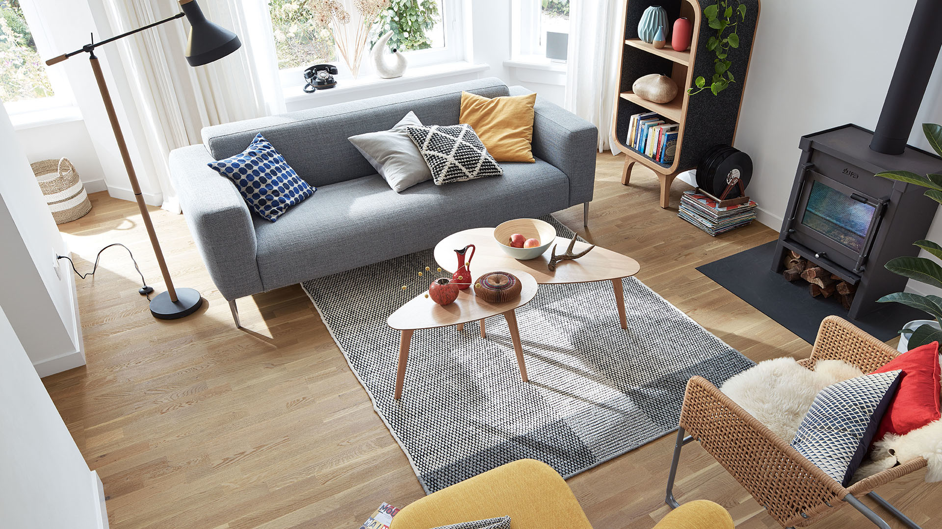 Mid Century Living In Style Inspiration