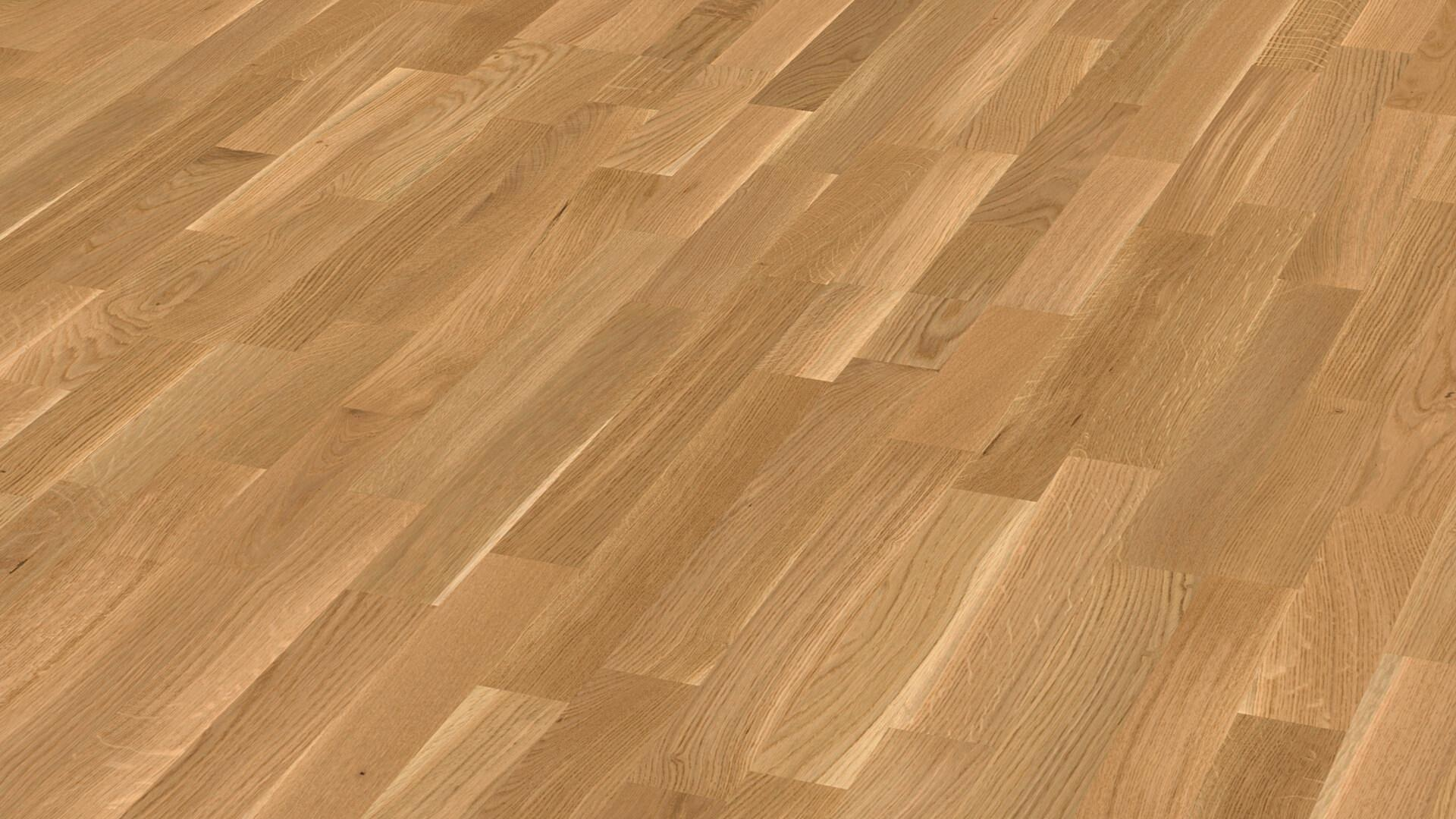 Parquet flooring MeisterParquet. longlife PC 200 Oak lively 903