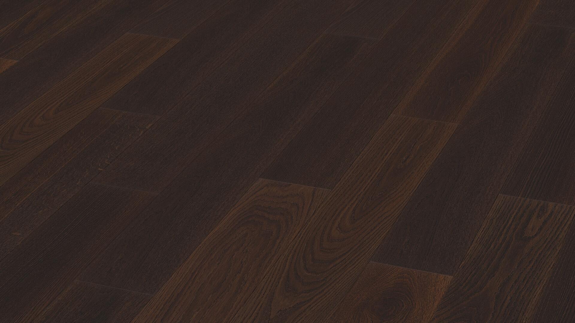 Parquet flooring MeisterParquet. longlife PS 300 Smoked oak harmonious 8052