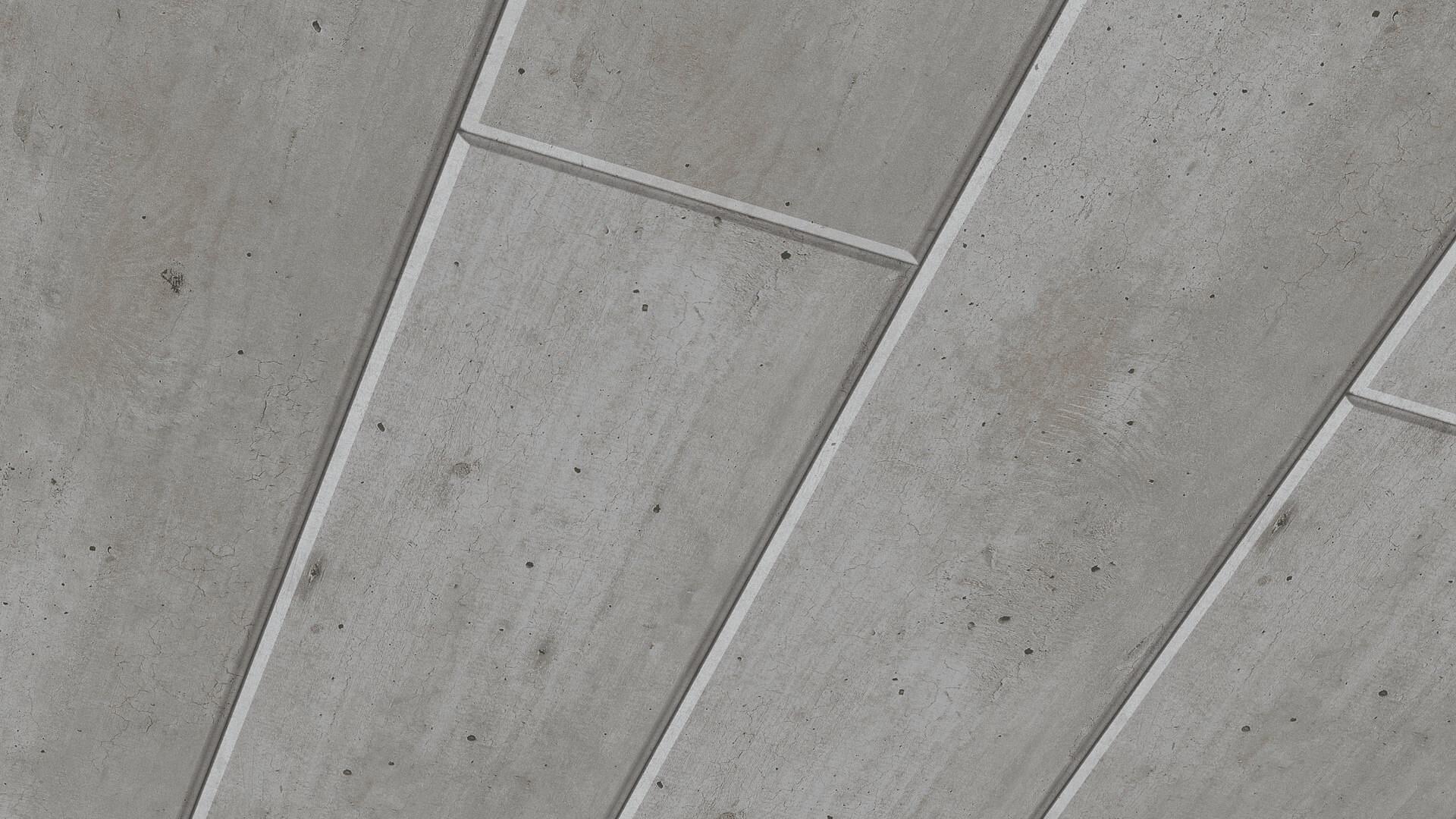 Dekorpaneele Bocado 200 Beton 4045