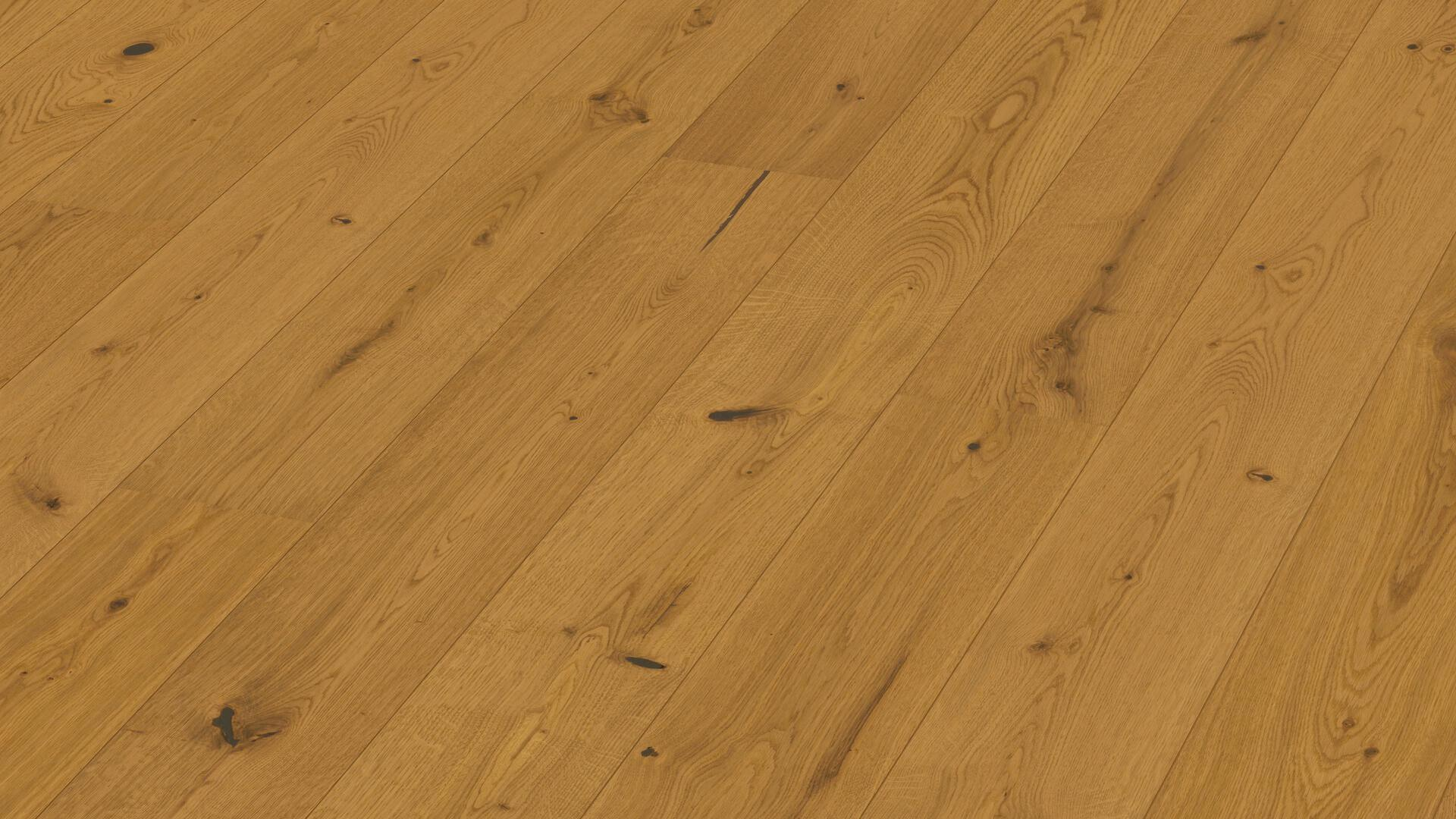 Parquet MeisterParquet. longlife PD 400 Roble vital dry wood 8812