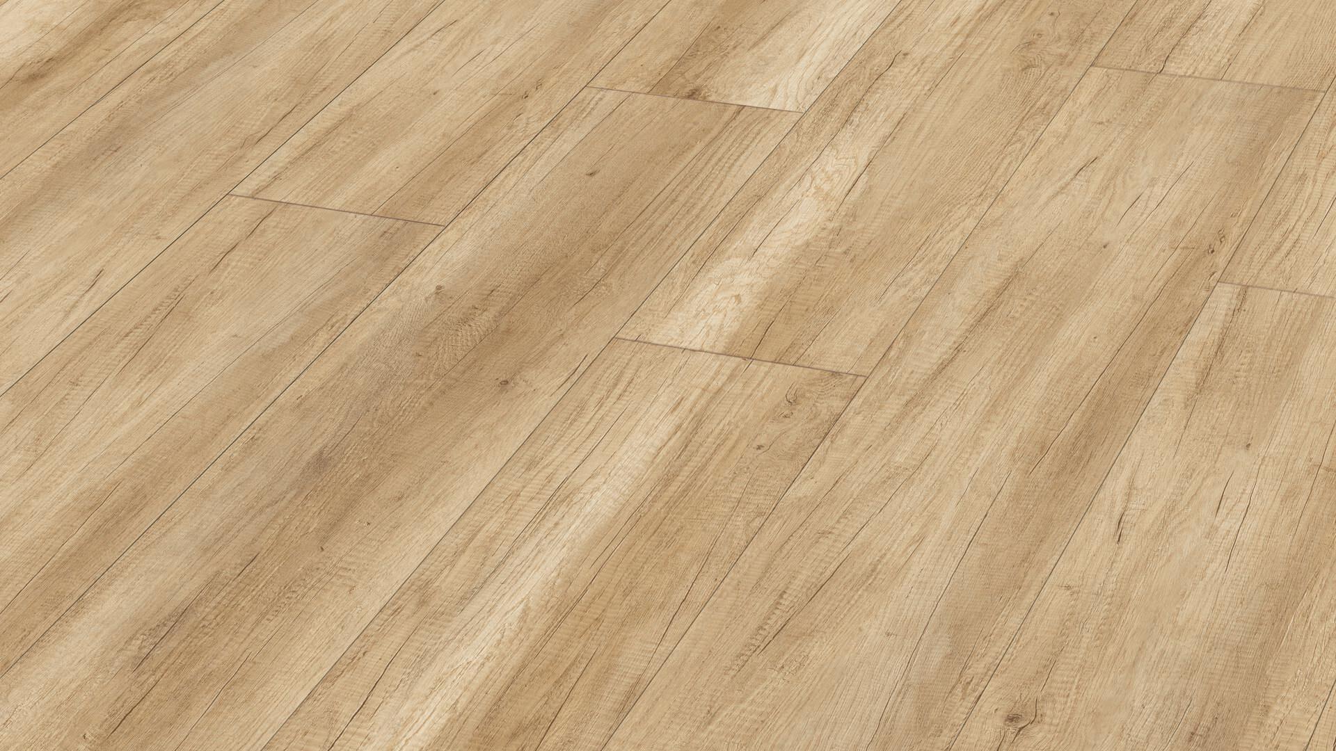 Laminate flooring MeisterDesign. laminate LD 150 Light boathouse oak 6259