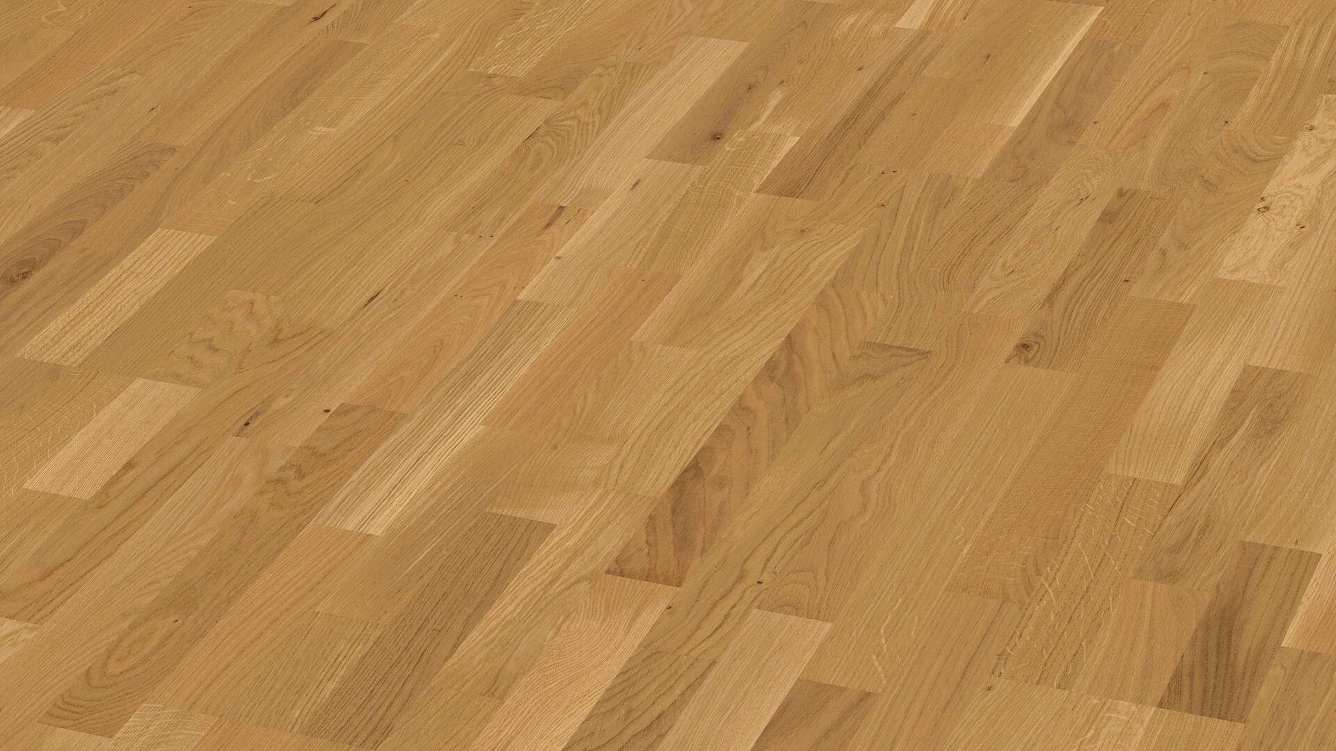 Parquet flooring MeisterParquet. longlife PC 200 Oak lively 8187