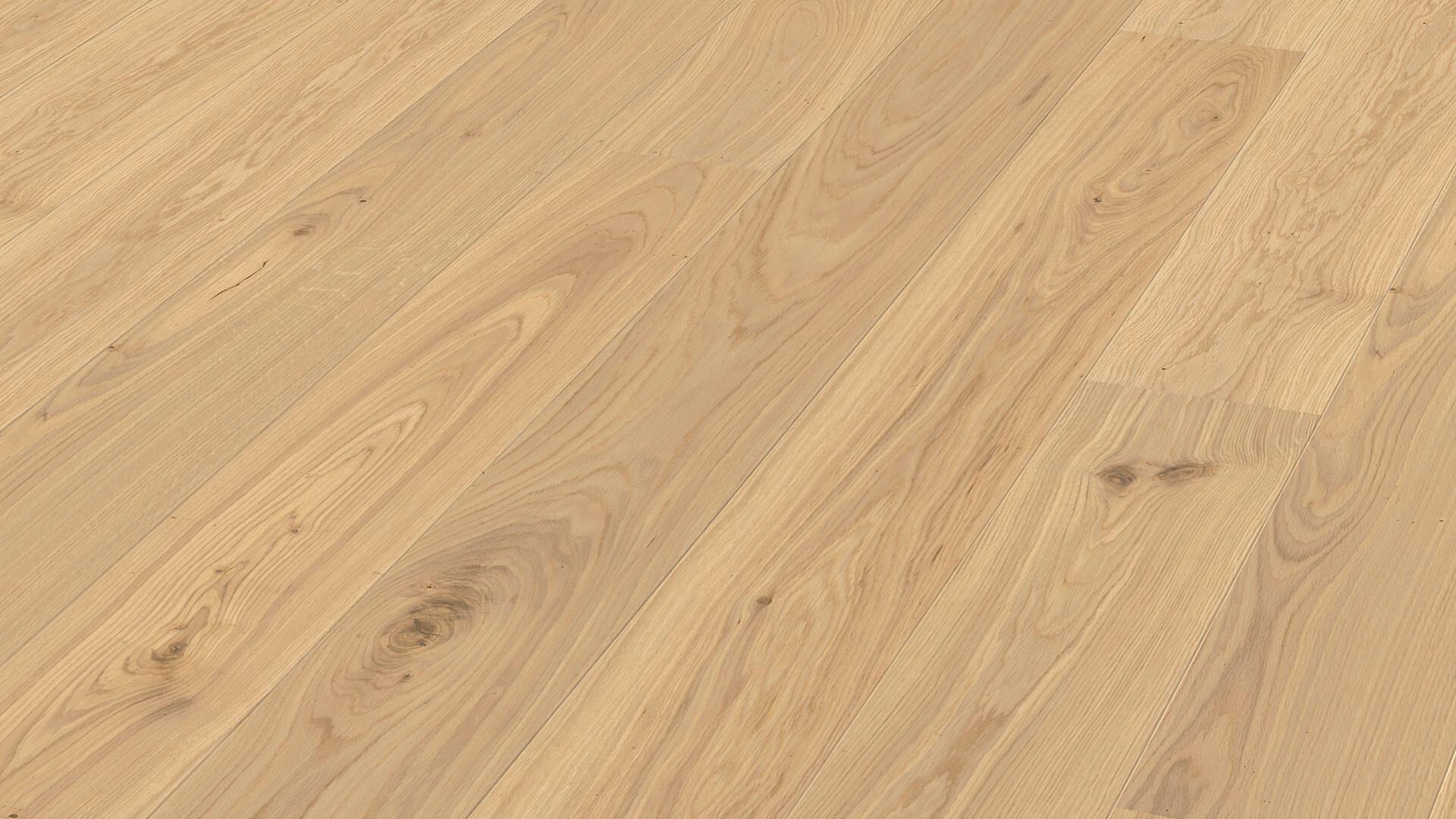 Parquet MeisterParquet. longlife PD 400 Roble vivo claro natural 8552