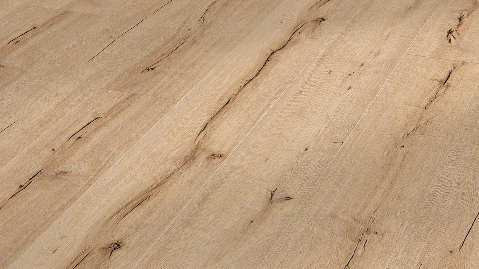 Design flooring MeisterDesign. comfort DL 600 S Light cracked oak 6956
