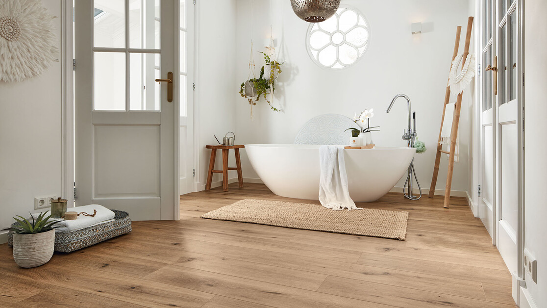 Meister Laminate For Bathrooms, Should You Put Laminate Flooring In Bathrooms