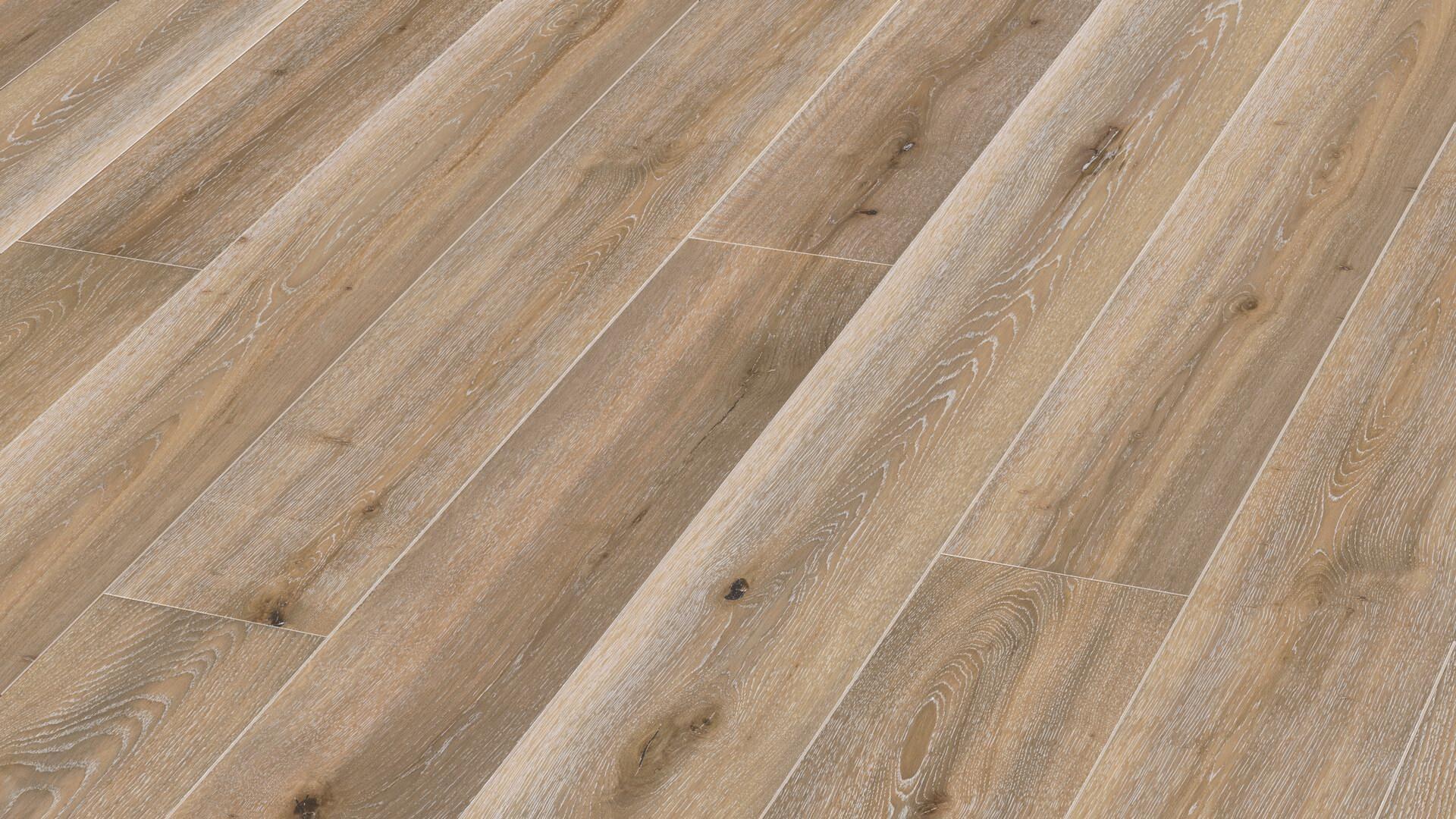Parquet flooring Planks Alpine flame Mitteralm oak 8840