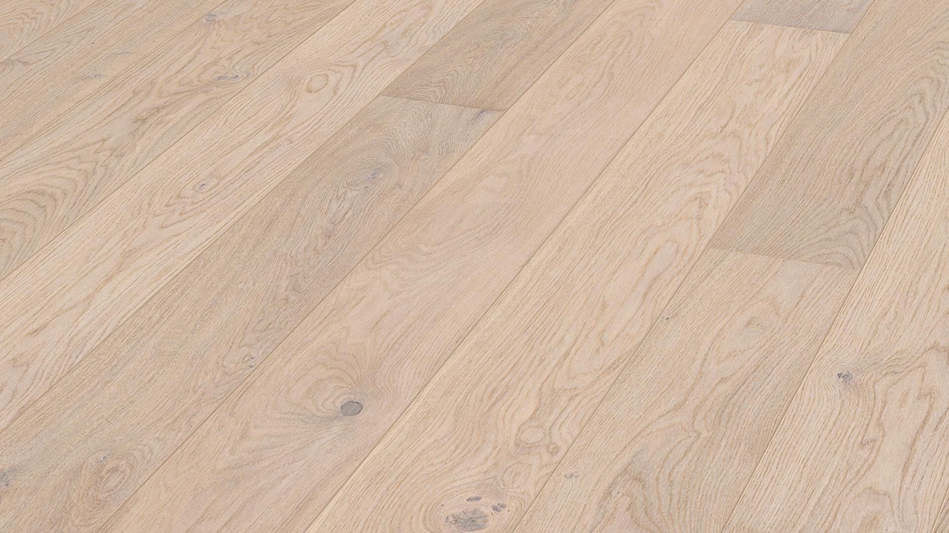 Parquet flooring MeisterParquet. longlife PD 400 Pearl oak lively 8544