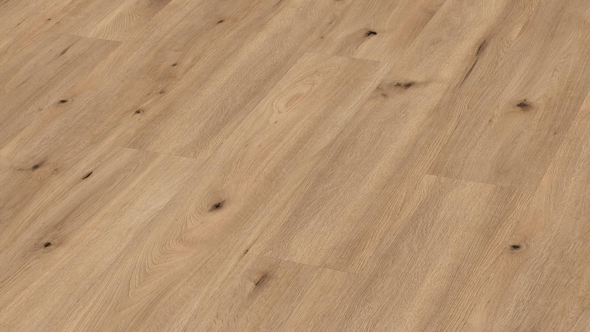Laminate flooring MeisterDesign. laminate LD 250 Light field oak 6843