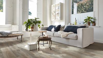 Wohnzimmer im Kinfolk Stil