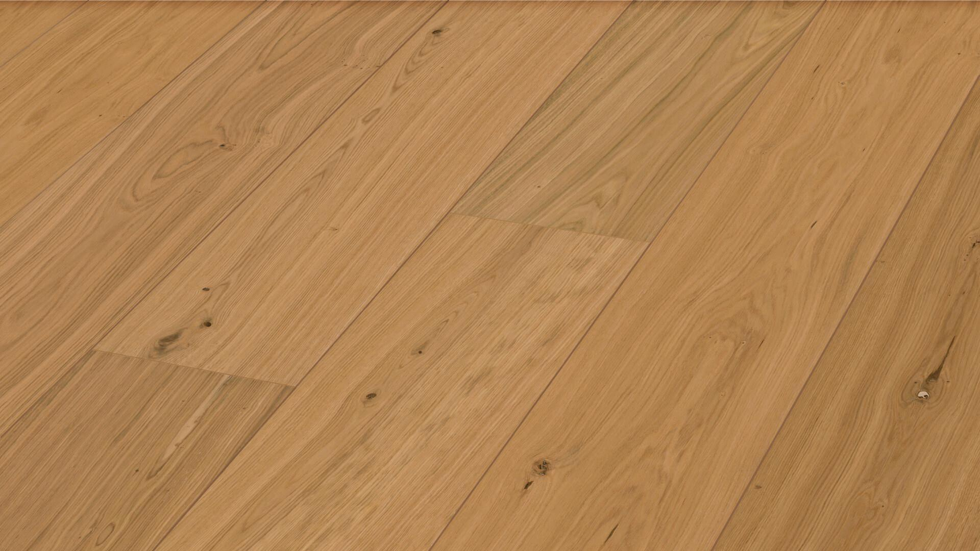 Lindura wood flooring HD 400 Natural oak 8745