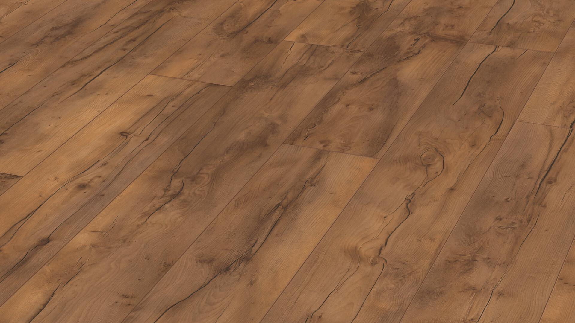 Laminate flooring MeisterDesign. laminate LD 150 Mississippi wood 6404