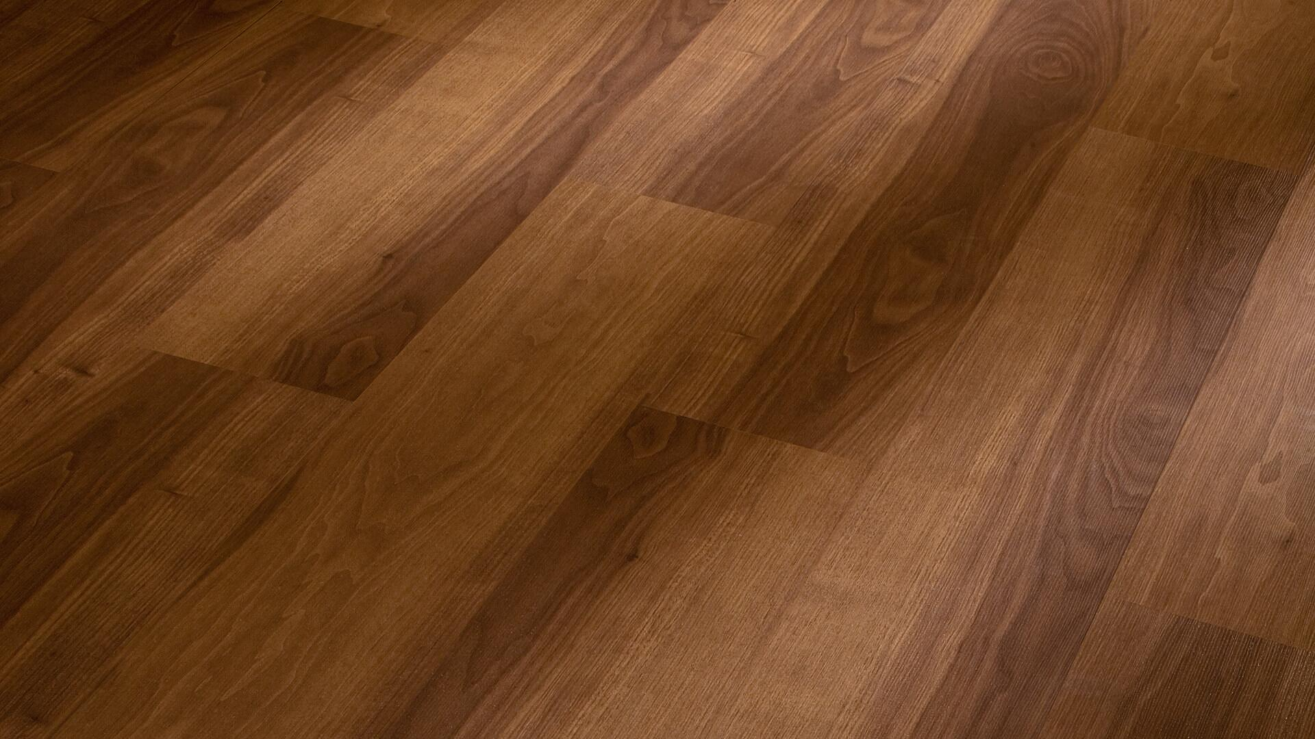 Laminate flooring MeisterDesign. laminate LC 150 Walnut 6440