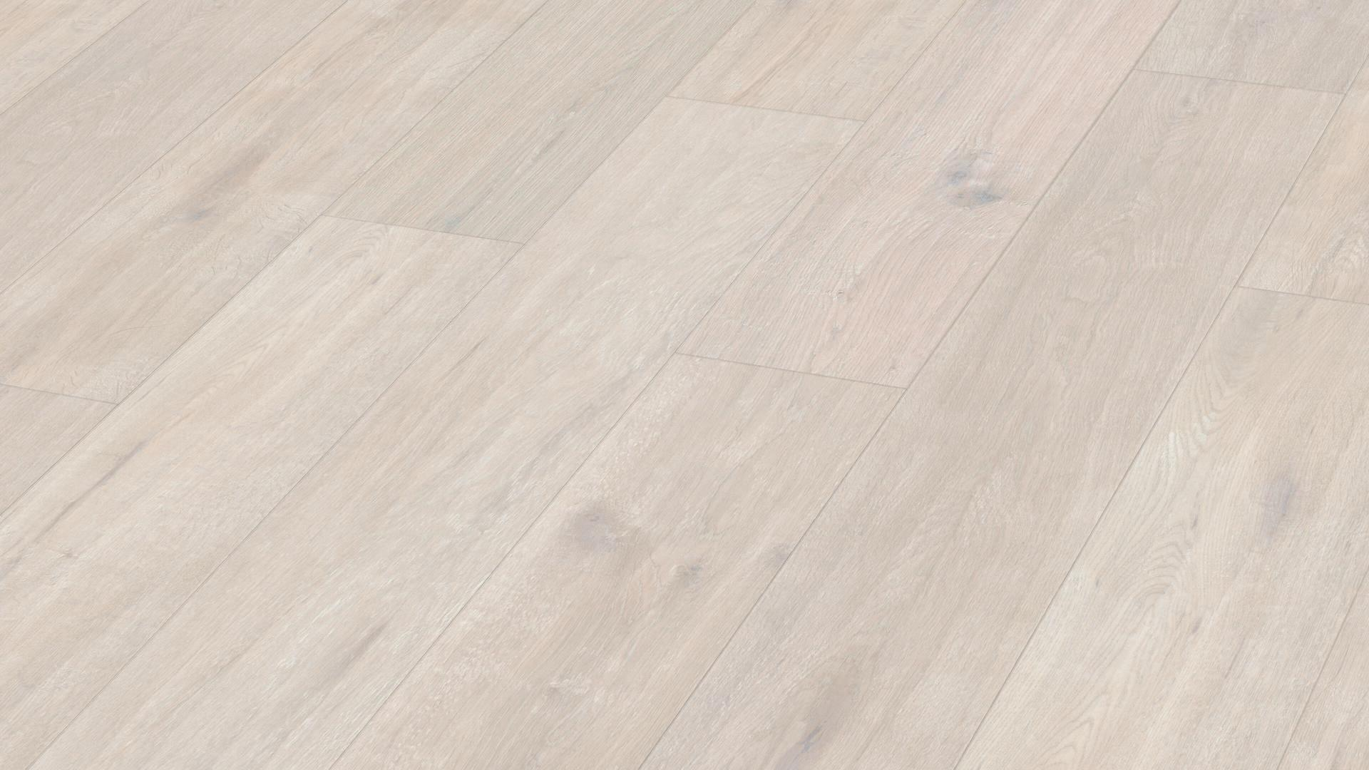 Sol stratifié MeisterDesign. laminate LD 250 Chêne blanc arctic 6995