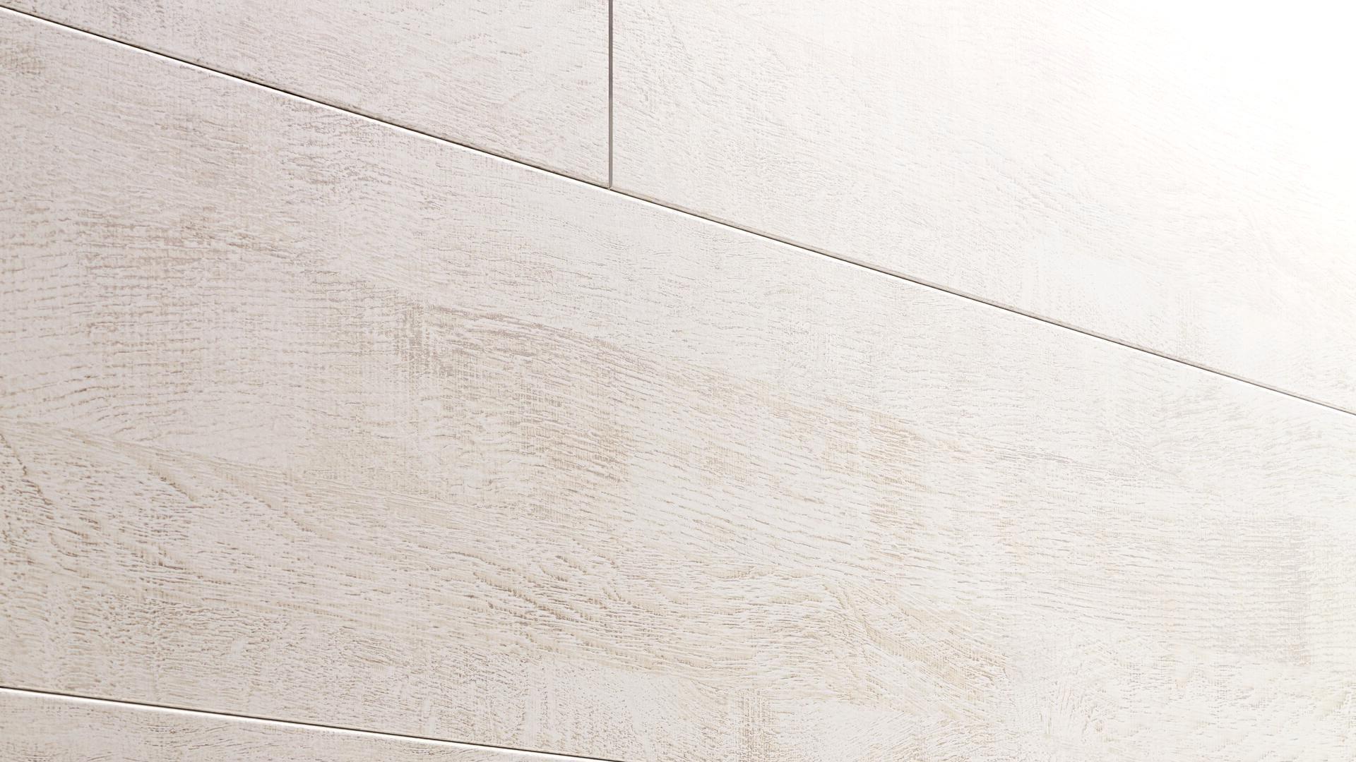 Lambris décor MeisterPanels. bocado DP 200 Chêne vintage blanc 4075