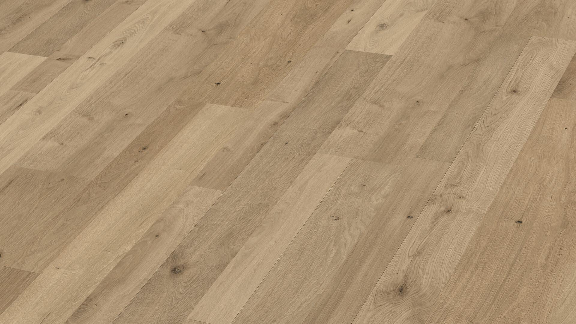 Laminate flooring MeisterDesign. laminate LC 55 Natural oak 6675