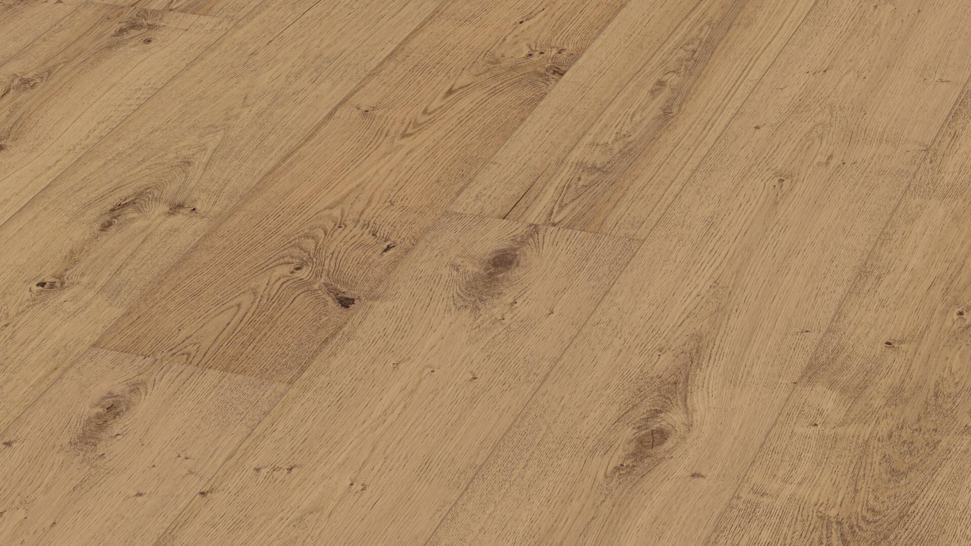 Lindura wood flooring HD 400 Café latte rustic oak 8414