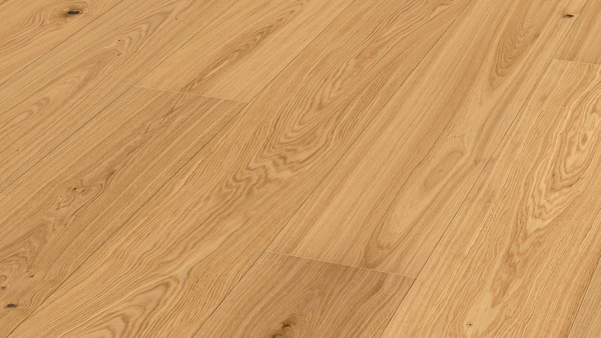 Parquet flooring MeisterParquet. longlife PD 450 Oak lively 8593
