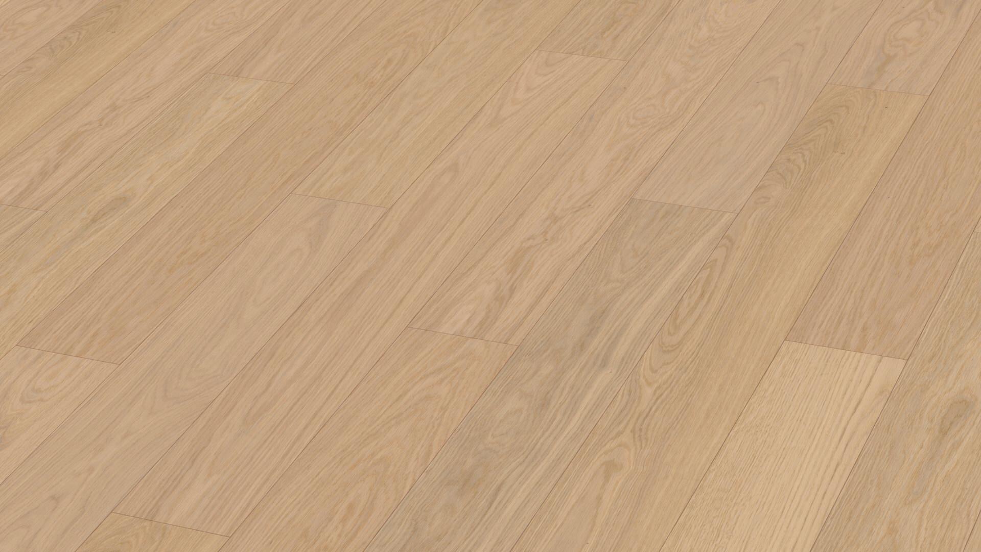 Parquet flooring MeisterParquet. longlife PS 300 Plain oak harmonious 8817