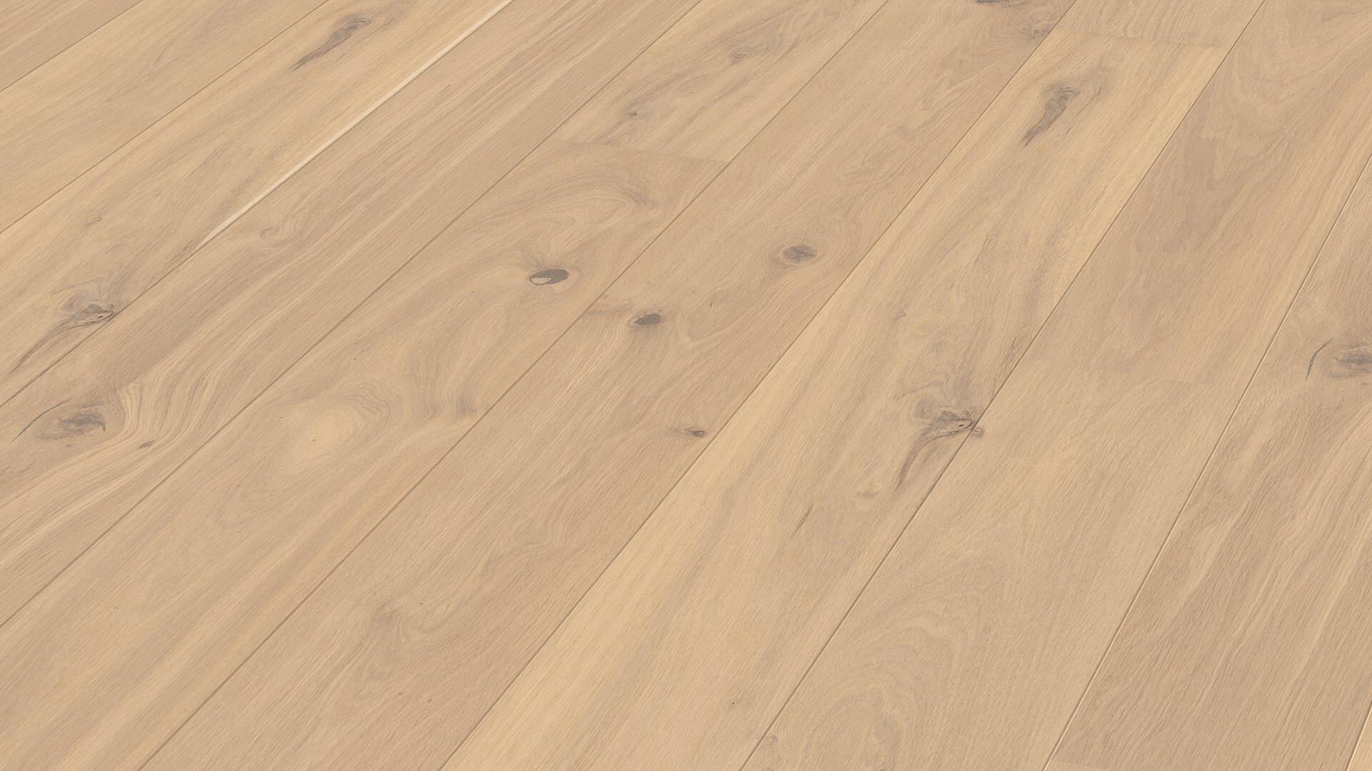 Parquet flooring MeisterParquet. longlife PD 200 Pure rustic oak 8486