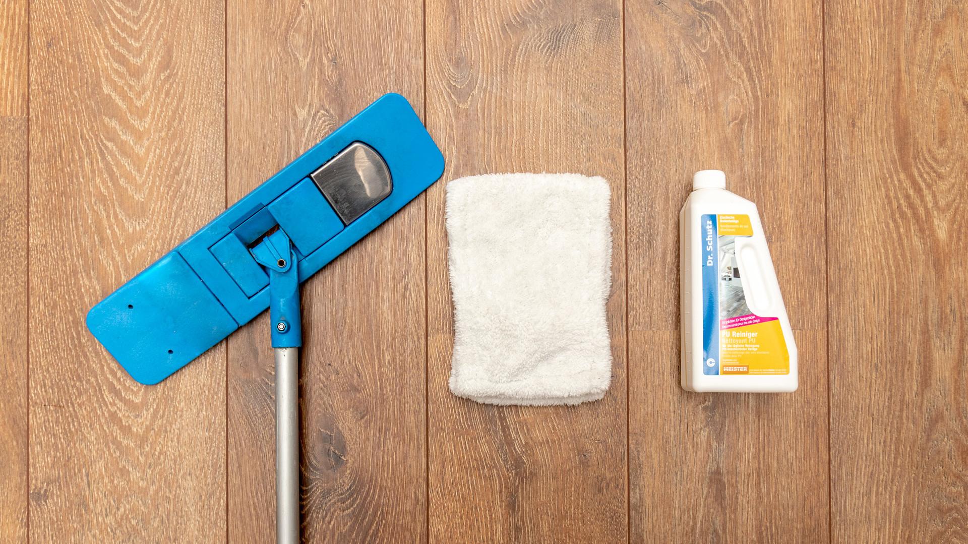 Voici comment nettoyer et entretenir votre sol stratifié