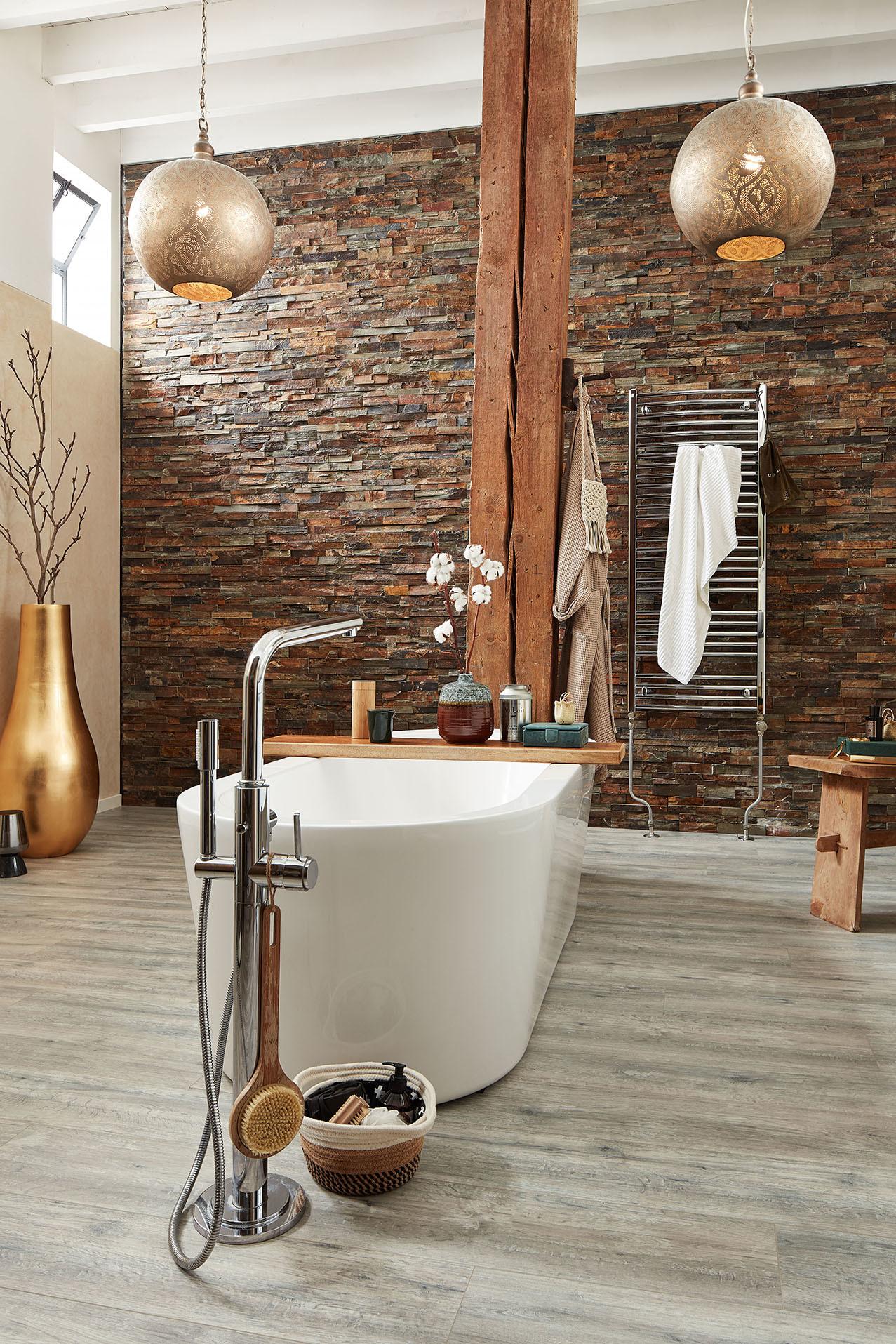 Laminat Fur Badezimmer Von Meister