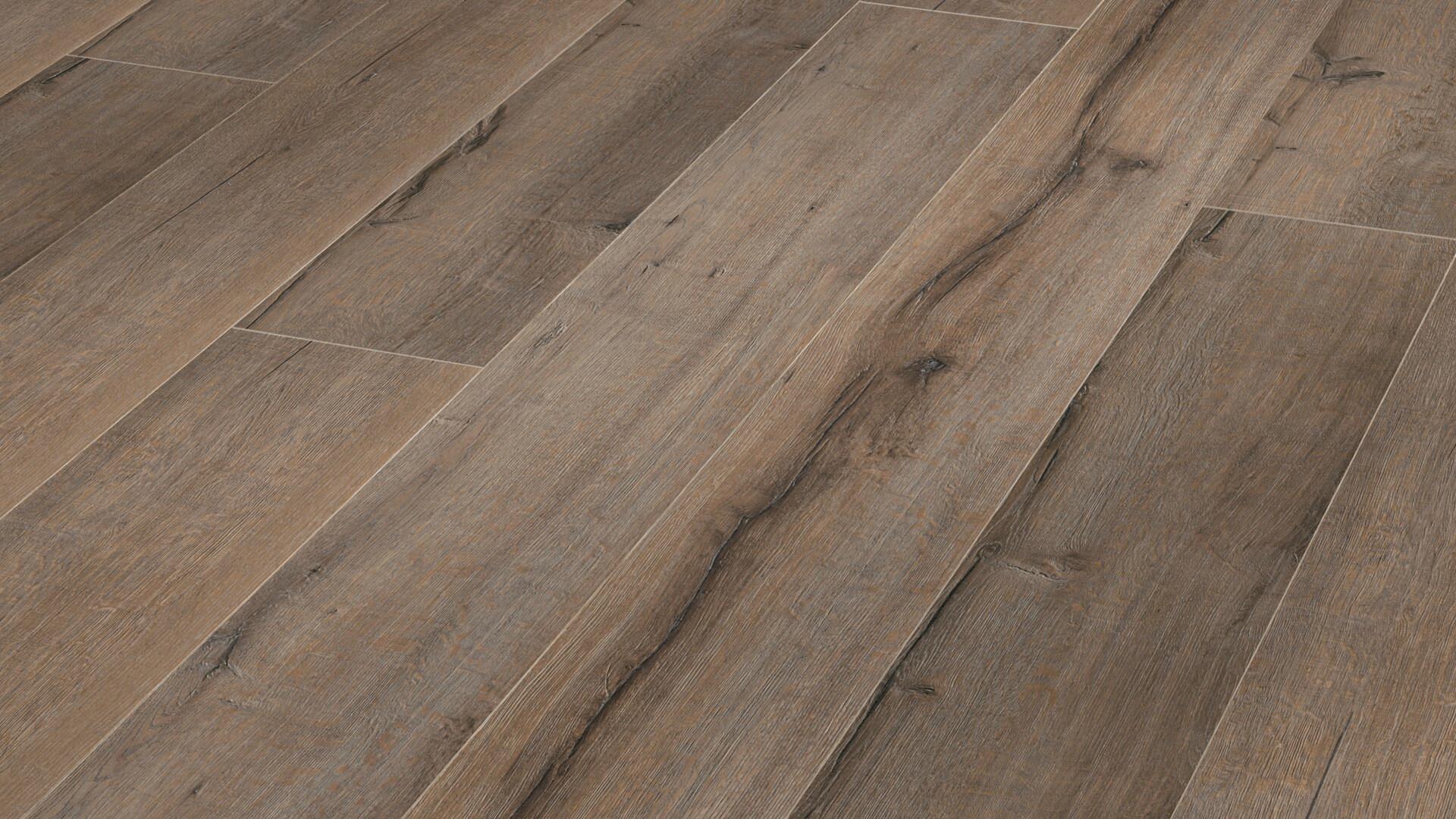 Design flooring MeisterDesign. flex DL 400 Clay grey old wood oak 6986