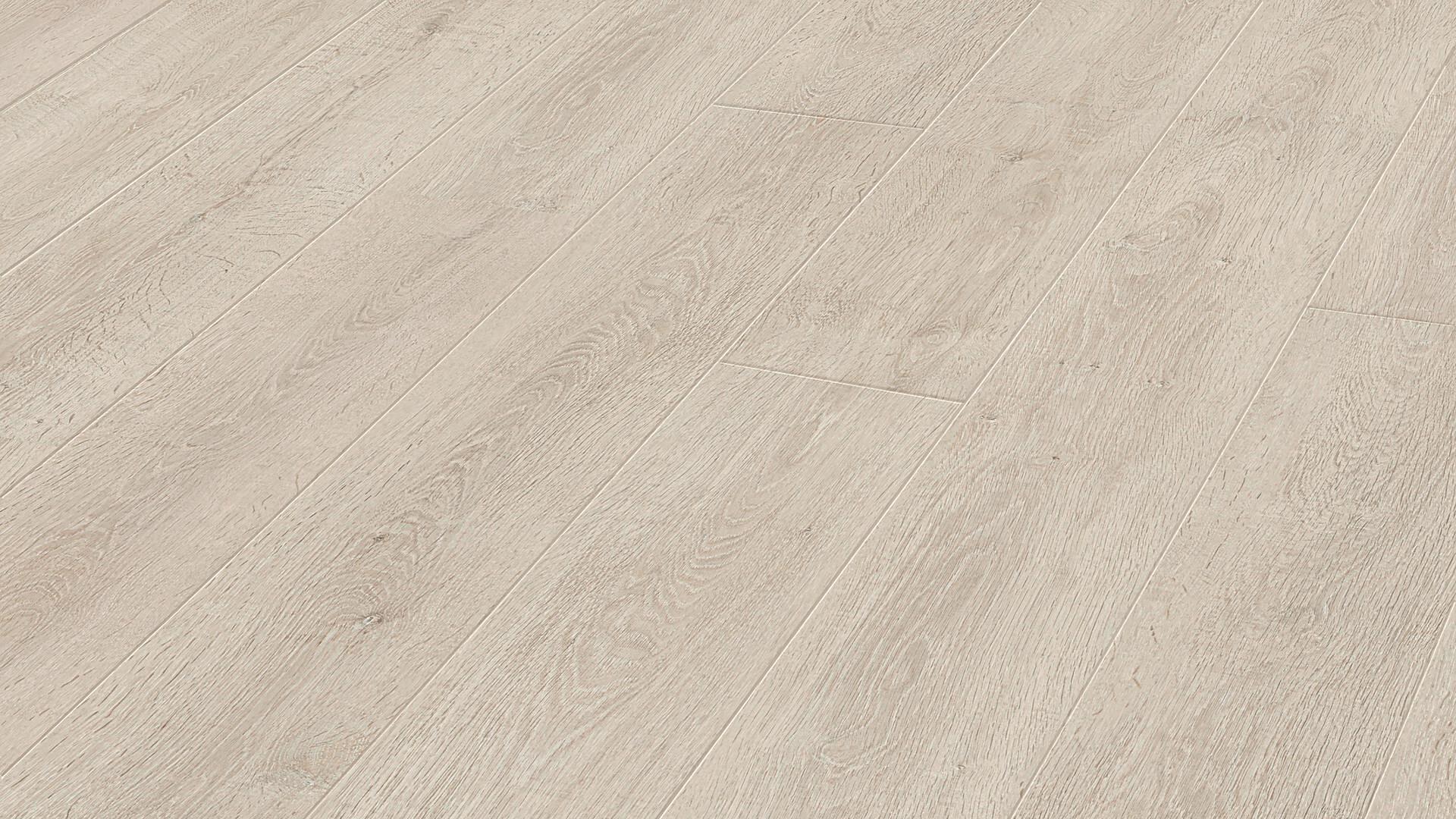 Laminate flooring MeisterDesign. laminate LD 150 White lyed oak 6181