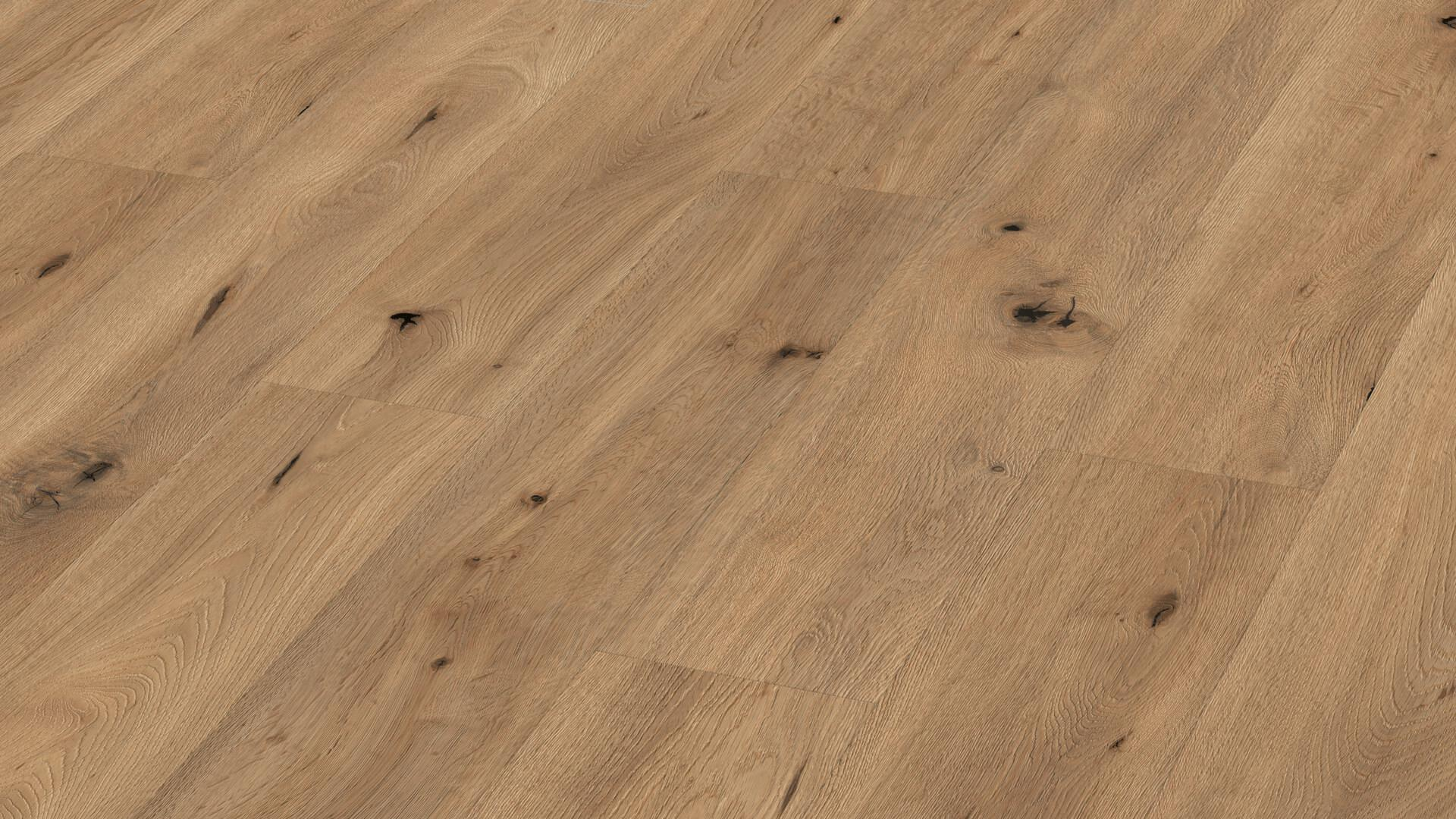 Suelo laminado MeisterDesign. laminate LD 250 Roble de campo natural 6844