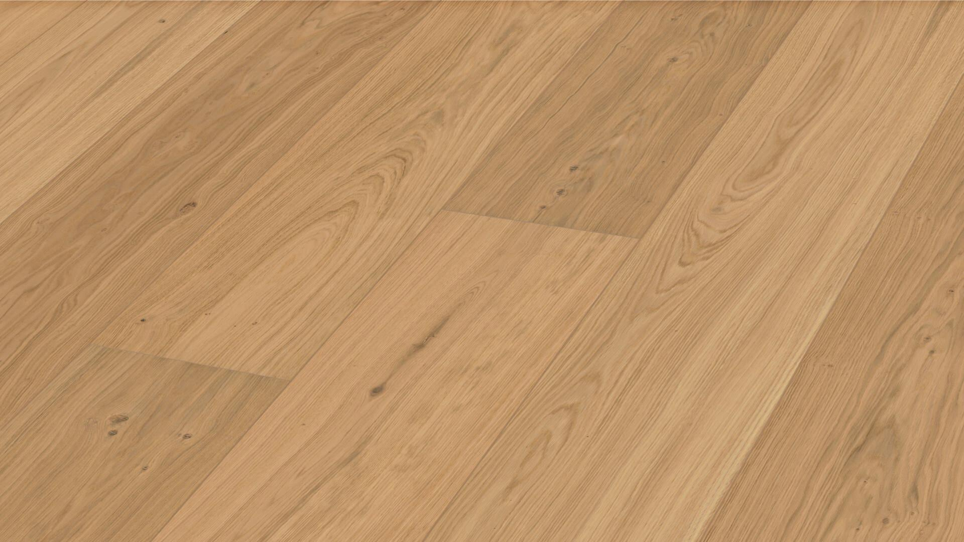 Lindura wood flooring HD 400 Pure natural oak 8743