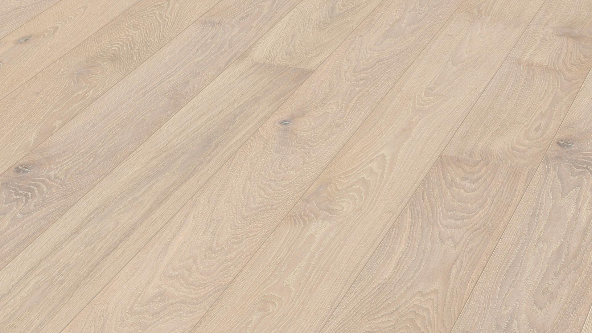 Parquet flooring MeisterParquet. longlife PD 400 Limed off-white oak lively 8541