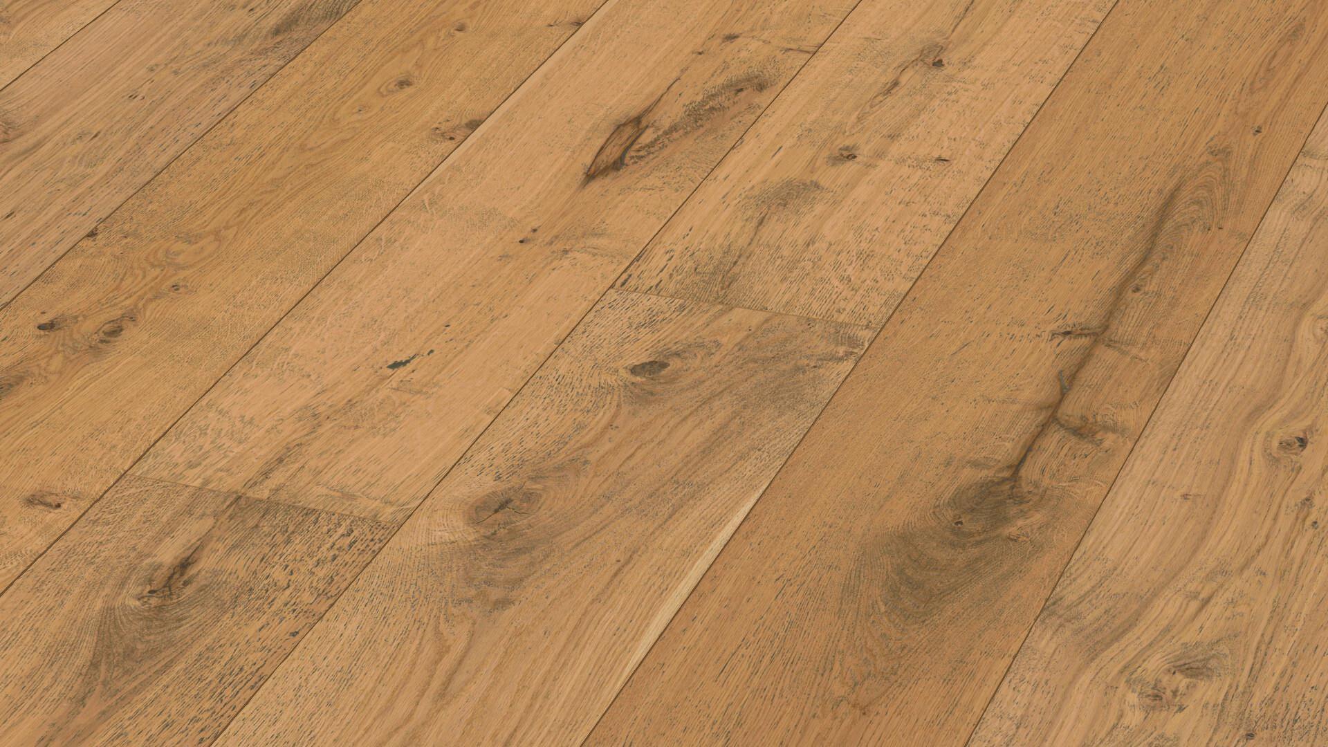Lindura wood flooring HD 400 Rustic oak 8410