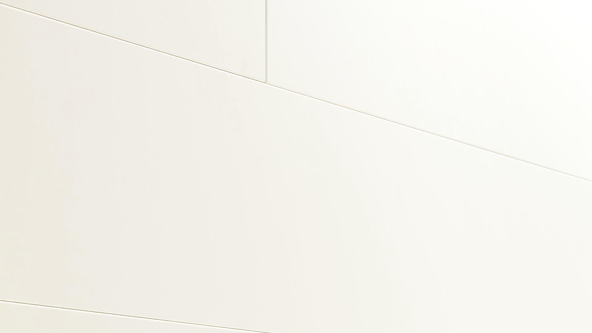Dekorpaneele MeisterPaneele. bocado DP 300 Uni weiß glänzend DF 324