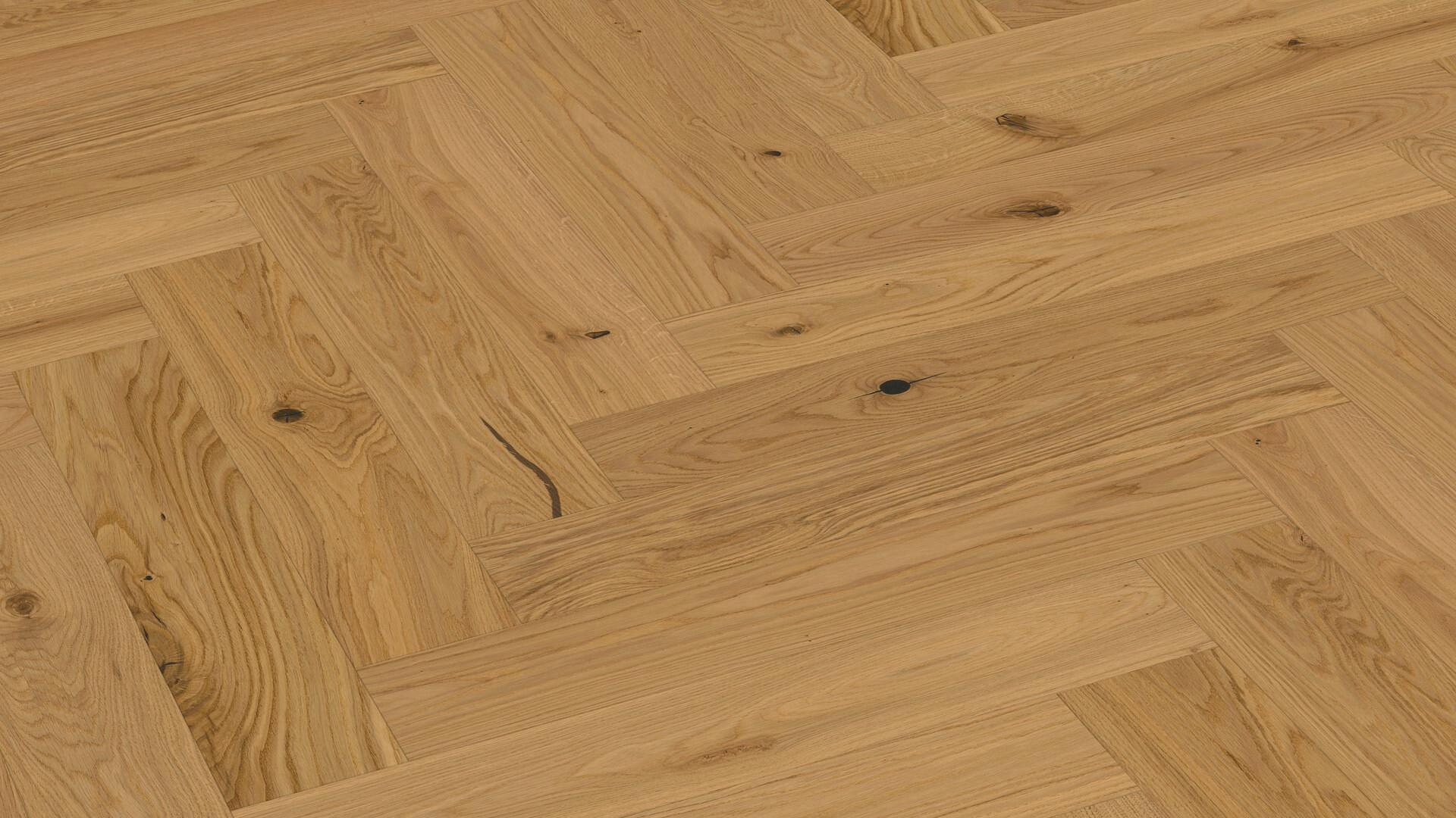 Parquet MeisterParquet. longlife PS 500 Roble vital 8377