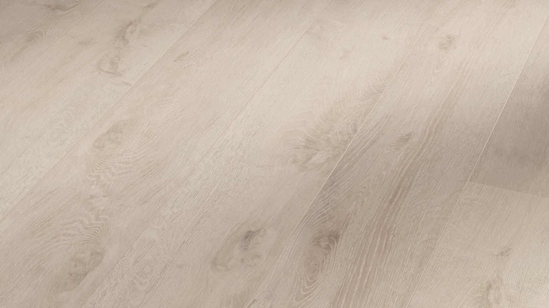 Suelo laminado Melango LD 300|20 Roble blanco ártico 6503